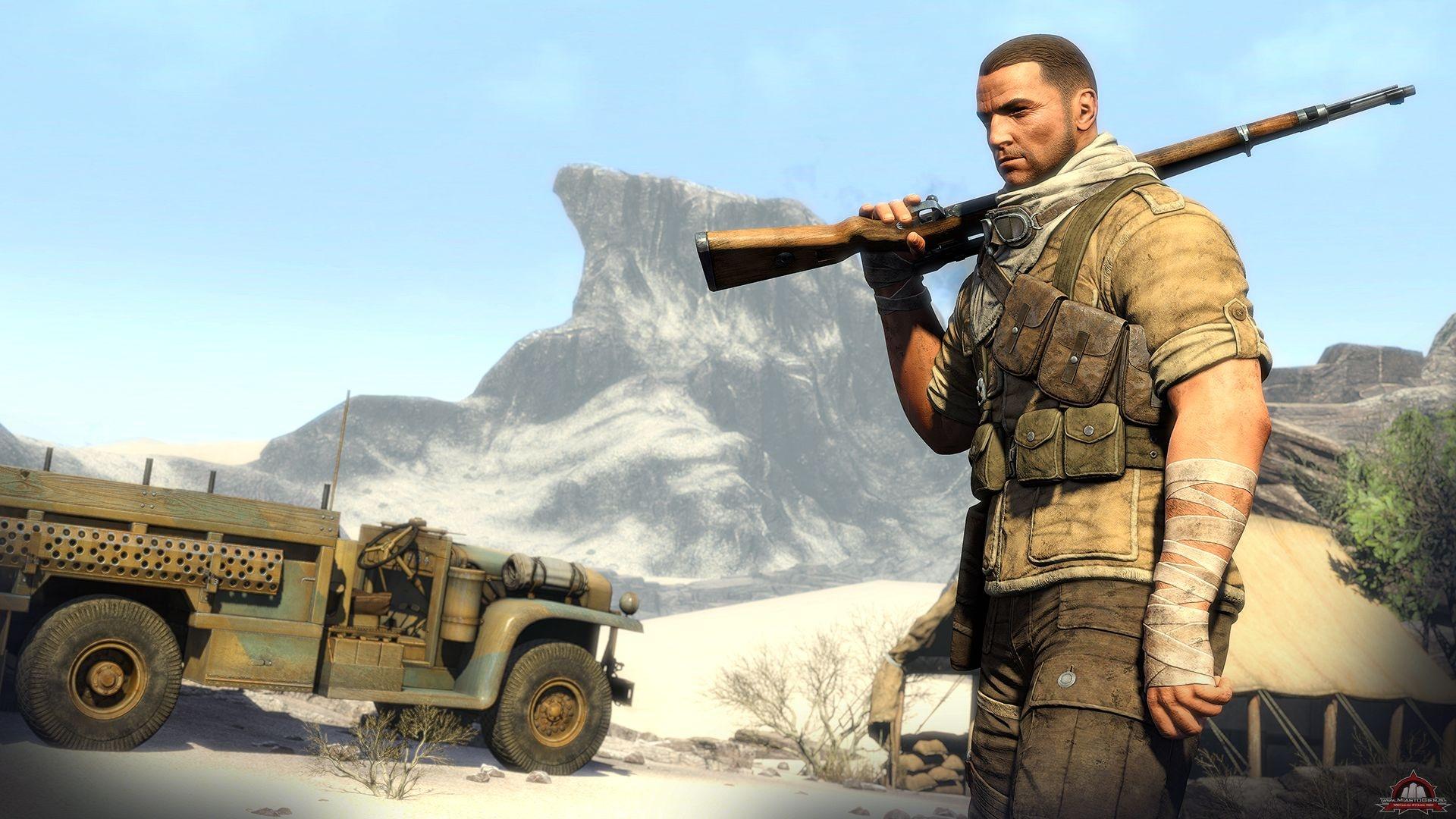 Sniper Elite 3 Steam Key GLOBAL - 4