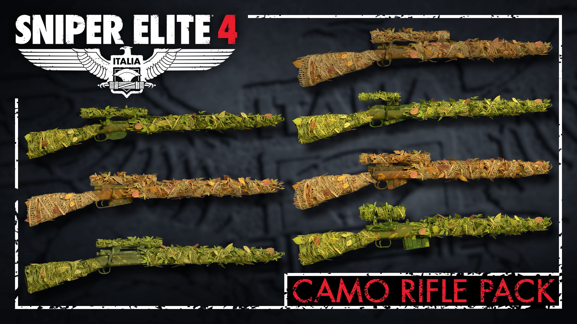 Sniper Elite 4 - Season Pass Steam Key GLOBAL - 3