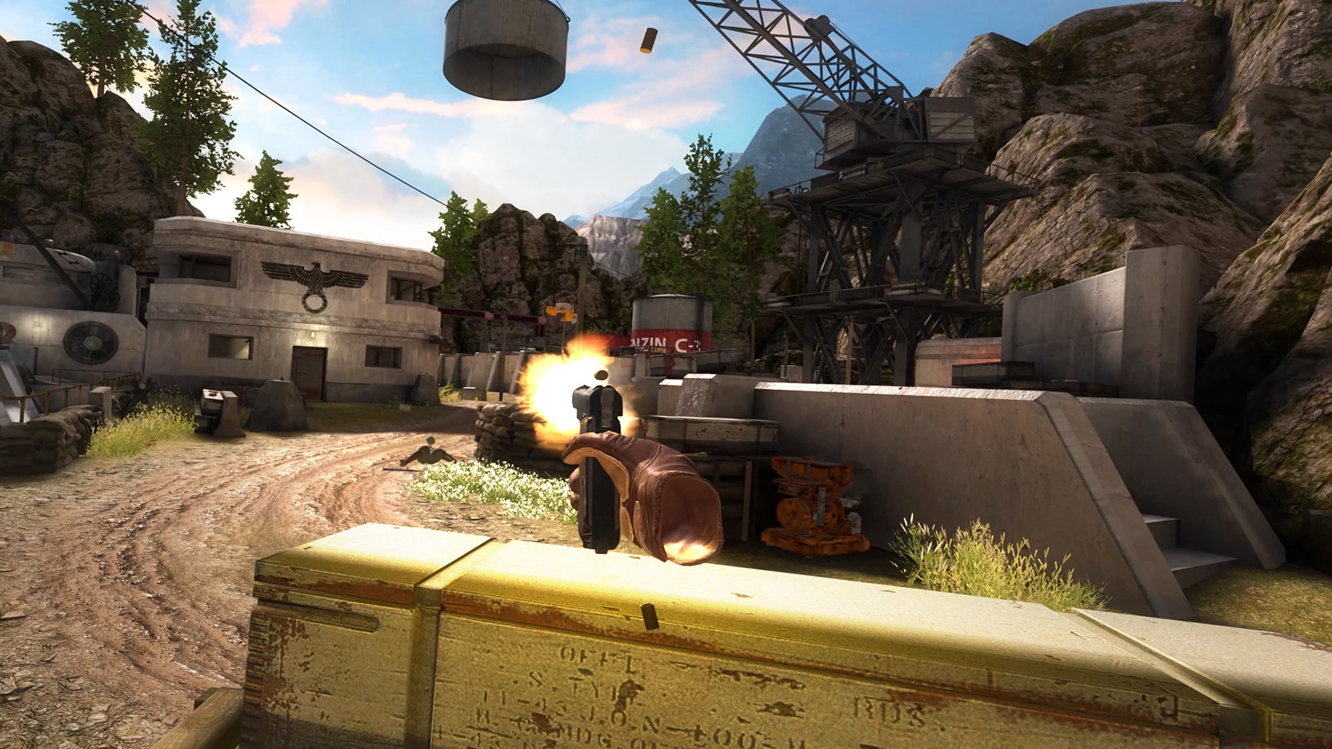 Sniper Elite VR (PC) - Steam Gift - EUROPE - 3