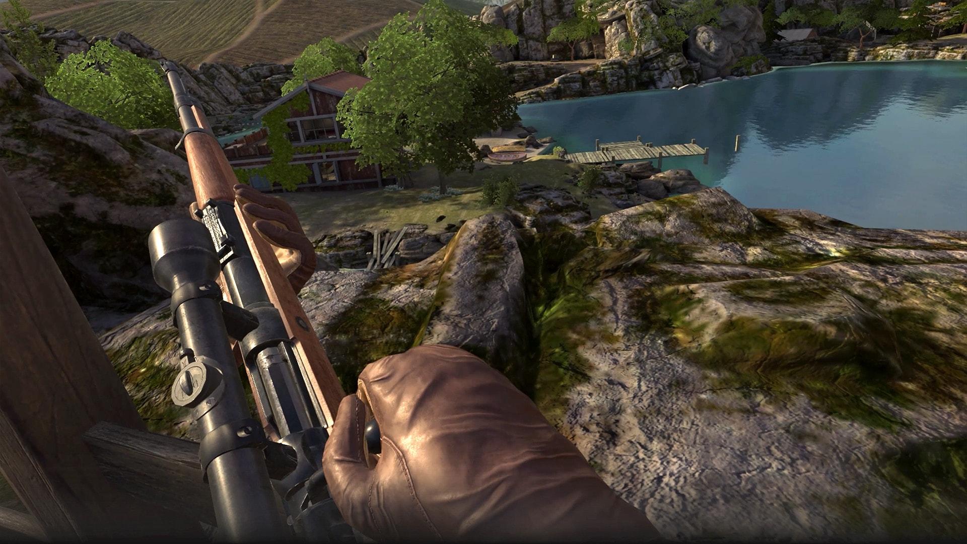 Sniper Elite VR (PC) - Steam Gift - GLOBAL - 1
