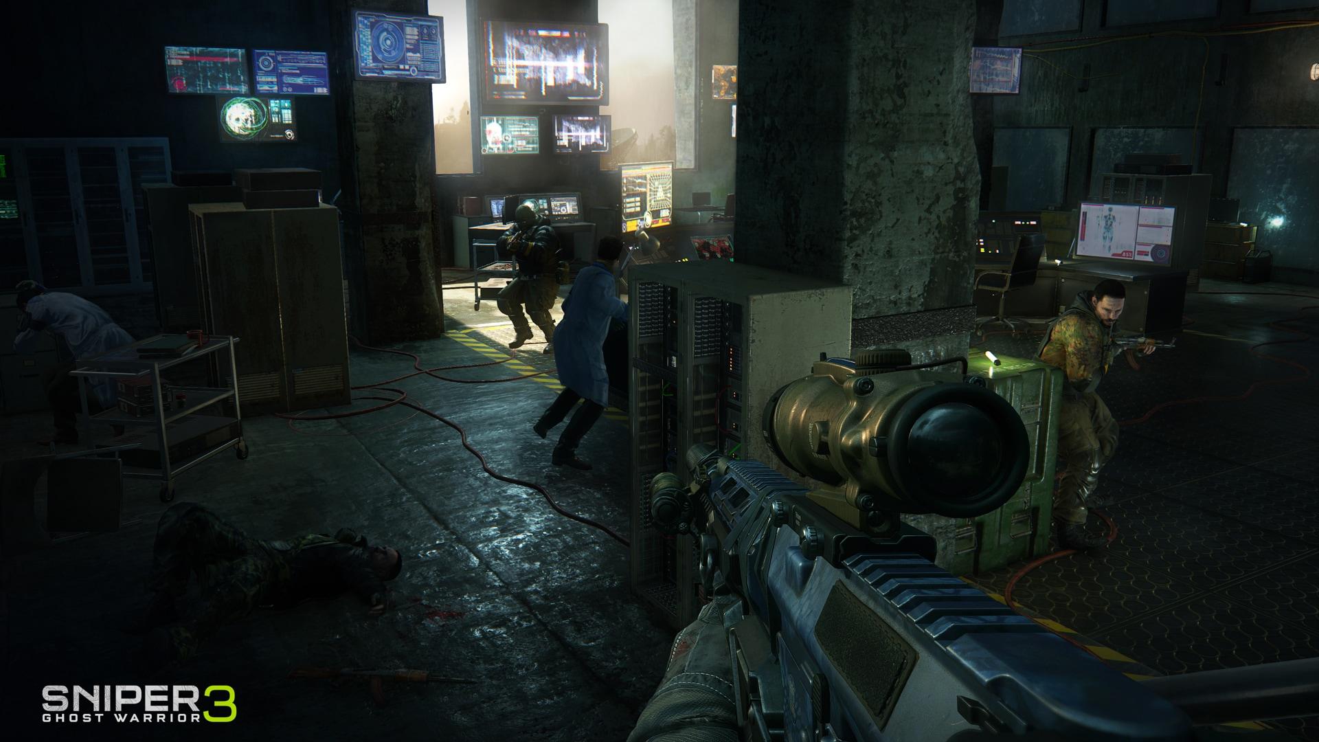 Sniper Ghost Warrior 3 Steam Key GLOBAL - 3