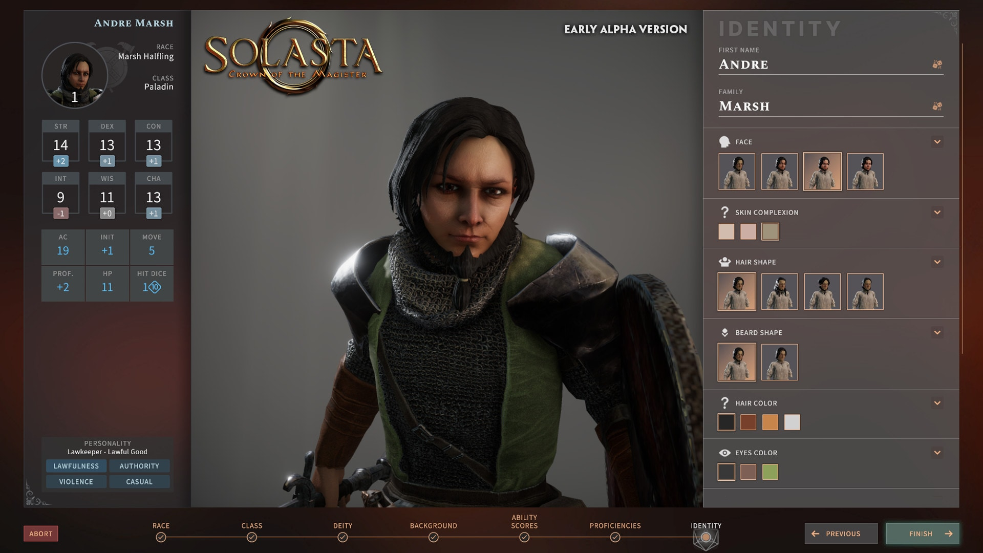 Solasta: Crown of the Magister (PC) - Steam Gift - GLOBAL - 3