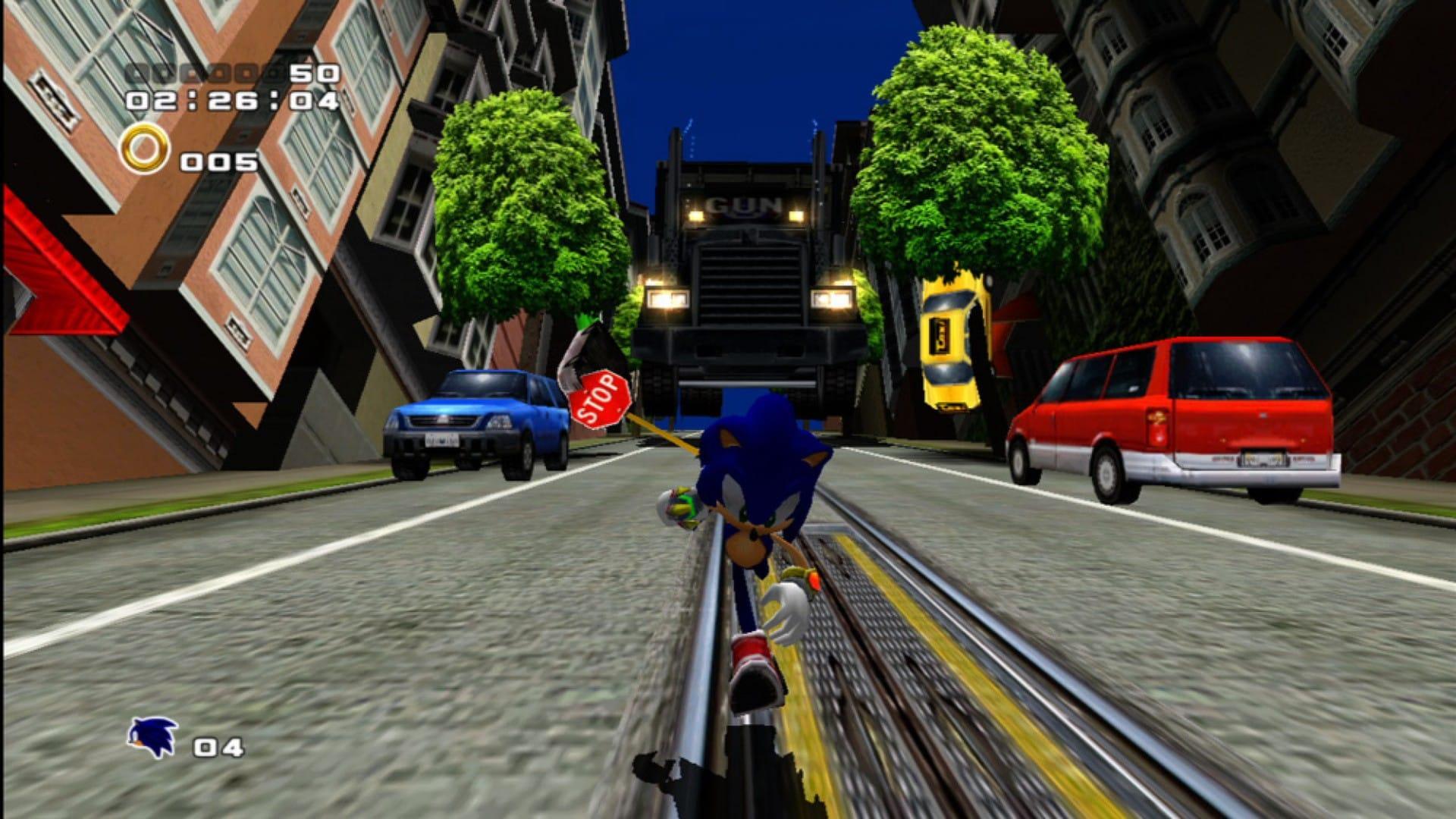 Sonic Adventure 2 - Battle Steam Key GLOBAL - 3