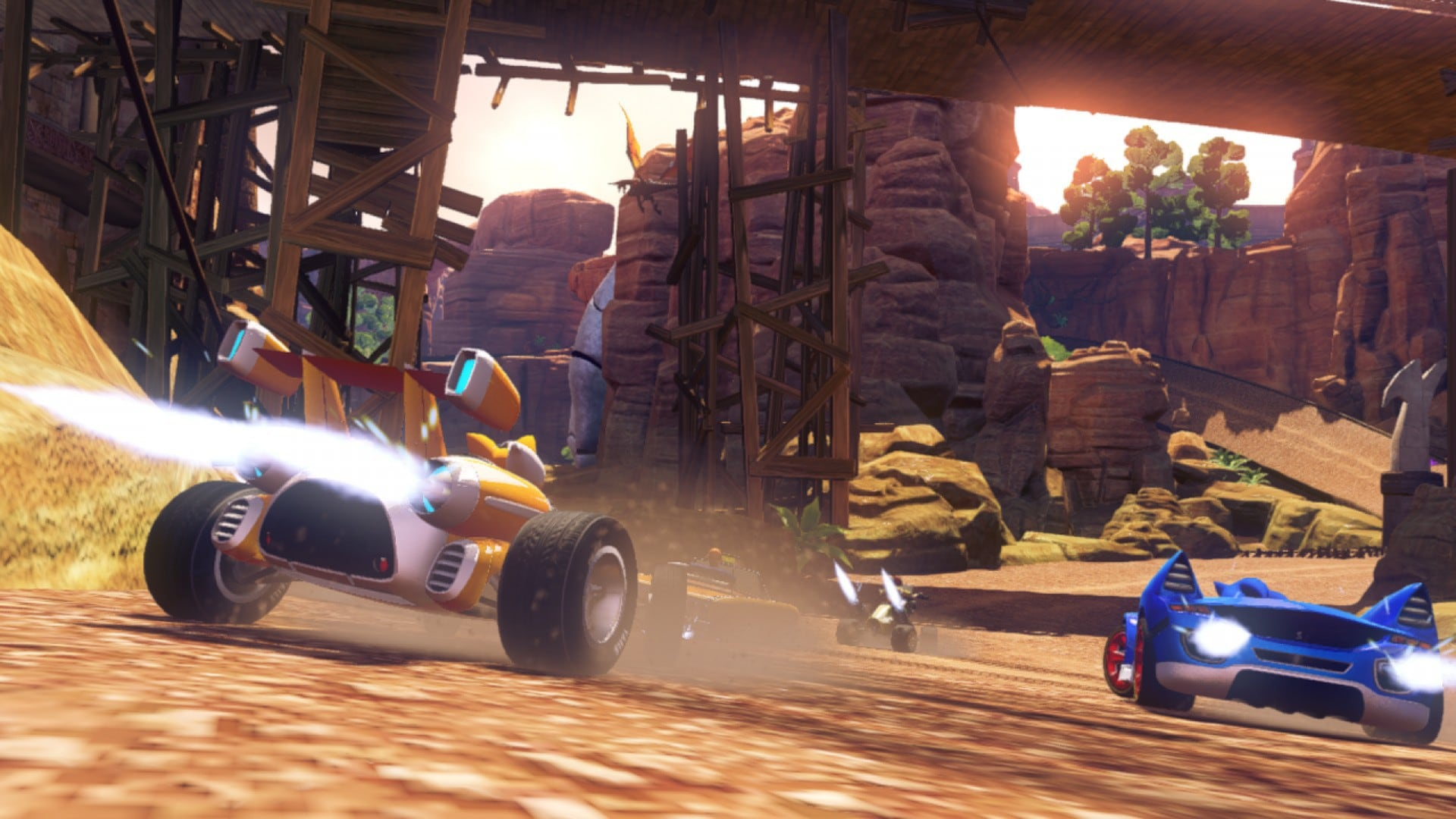 Sonic & All-Stars Racing Transformed Collection Steam Key GLOBAL - 2