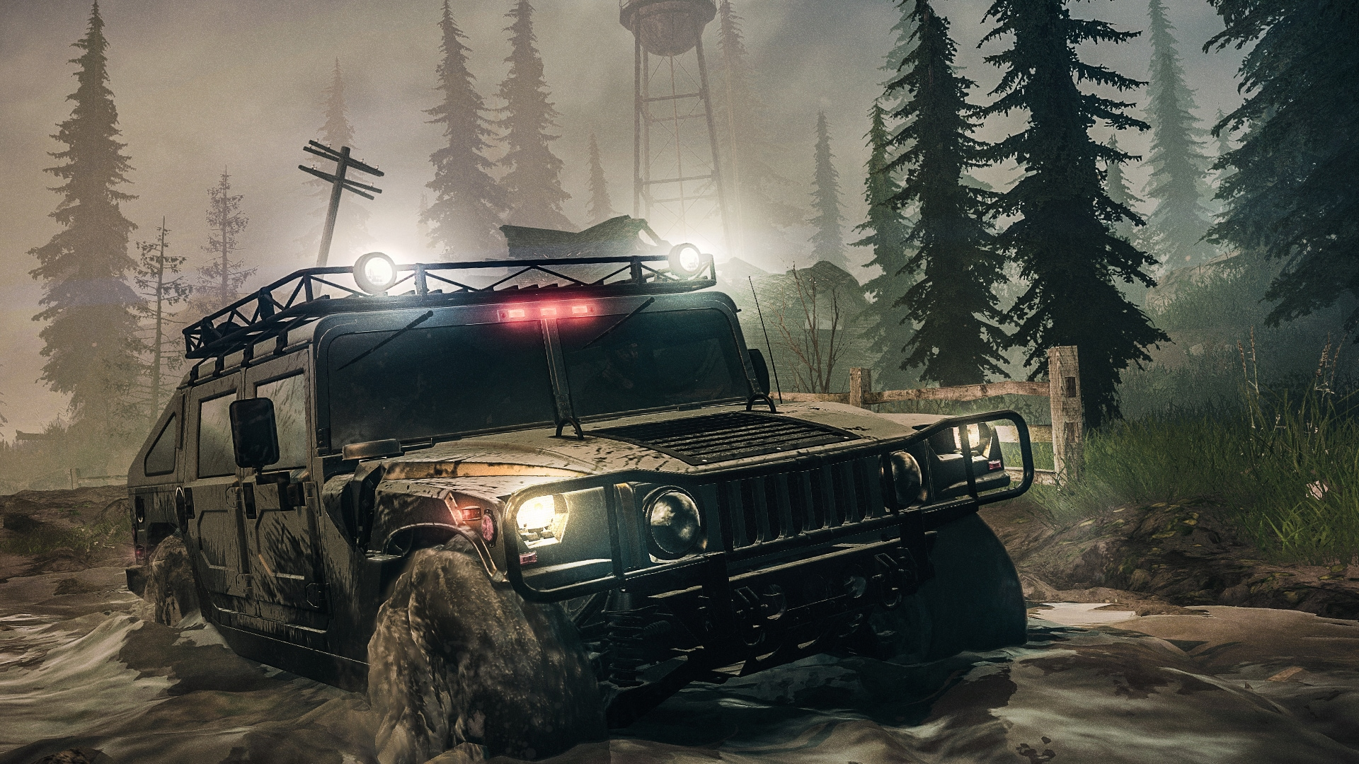 Spintires: MudRunner - American Wilds Expansion (PC) - Steam Key - GLOBAL - 4