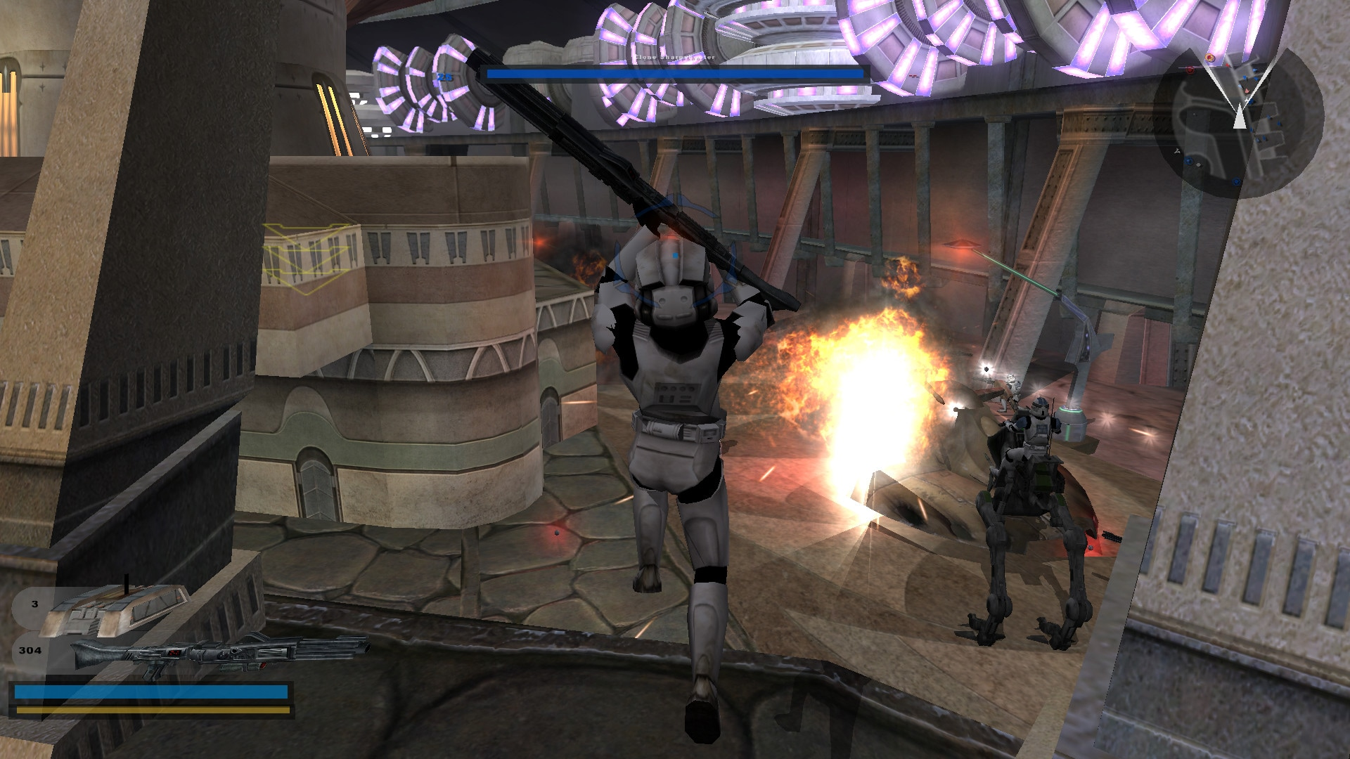 Star Wars: Battlefront 2 (Classic, 2005) Steam Key GLOBAL - 3