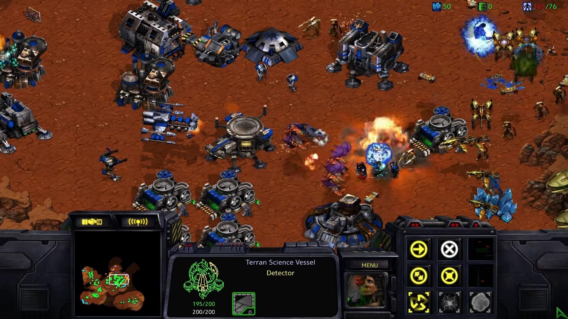 StarCraft: Remastered (PC) - Battle.net Key - GLOBAL - 4