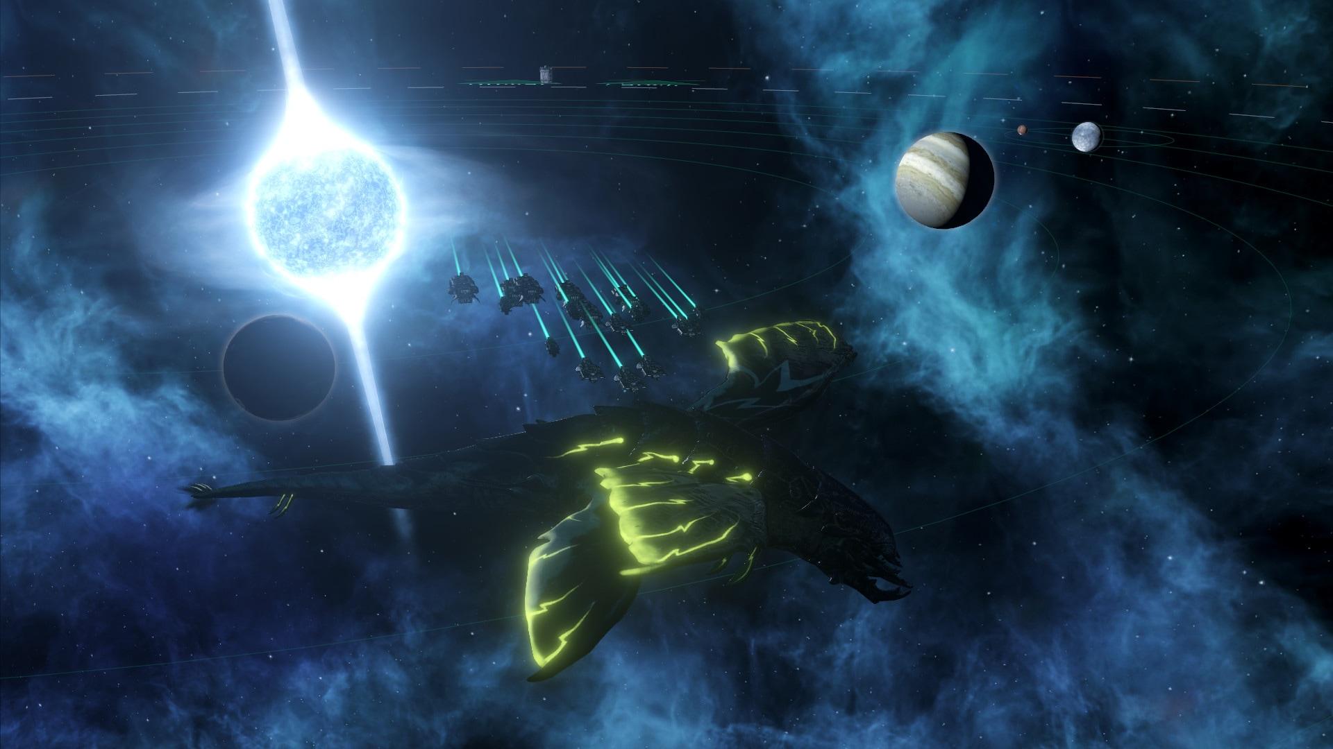 Stellaris: Distant Stars Story Pack Steam Key GLOBAL - 4