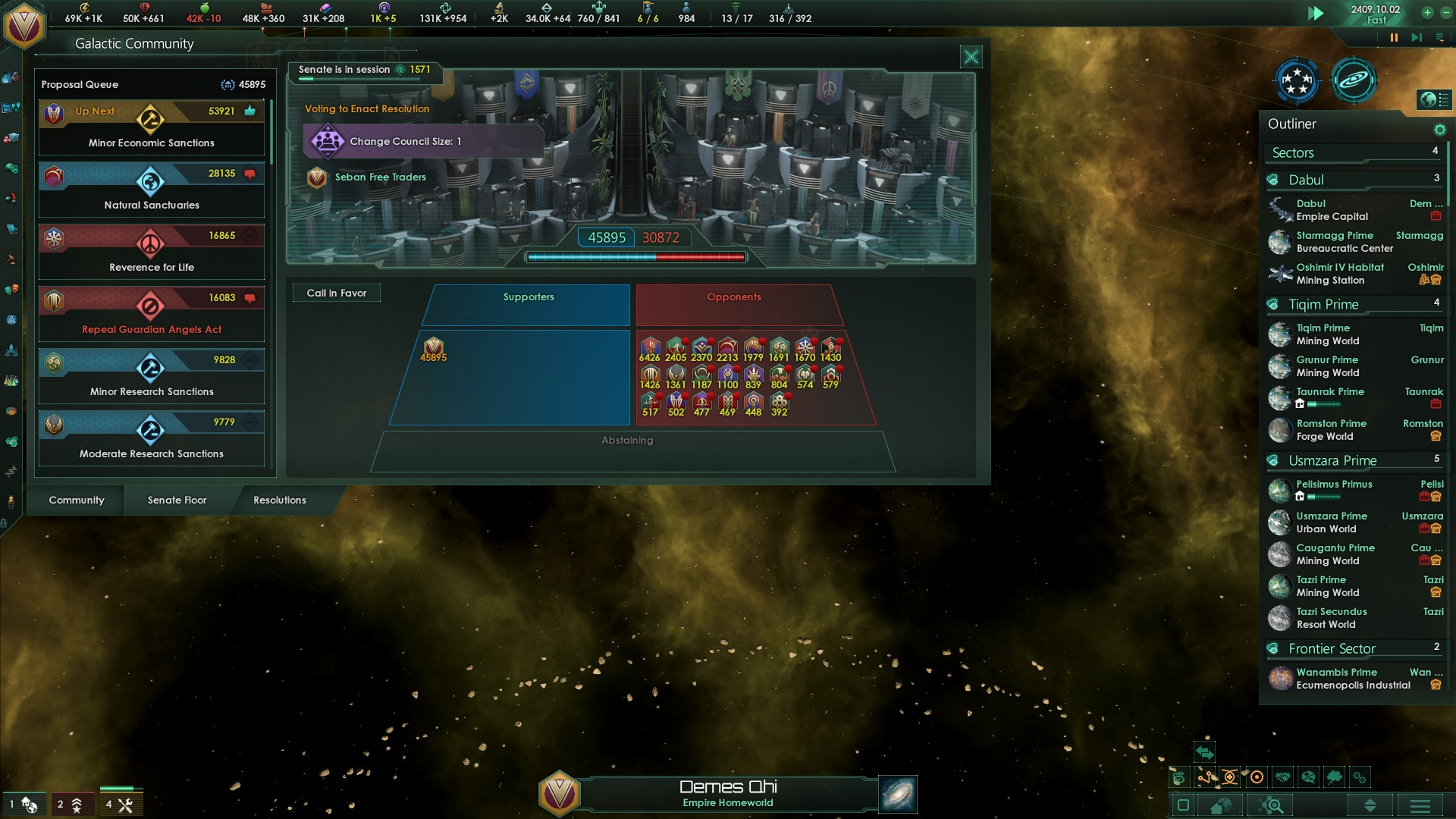 Stellaris: Federations (PC) - Steam Key - GLOBAL - 3