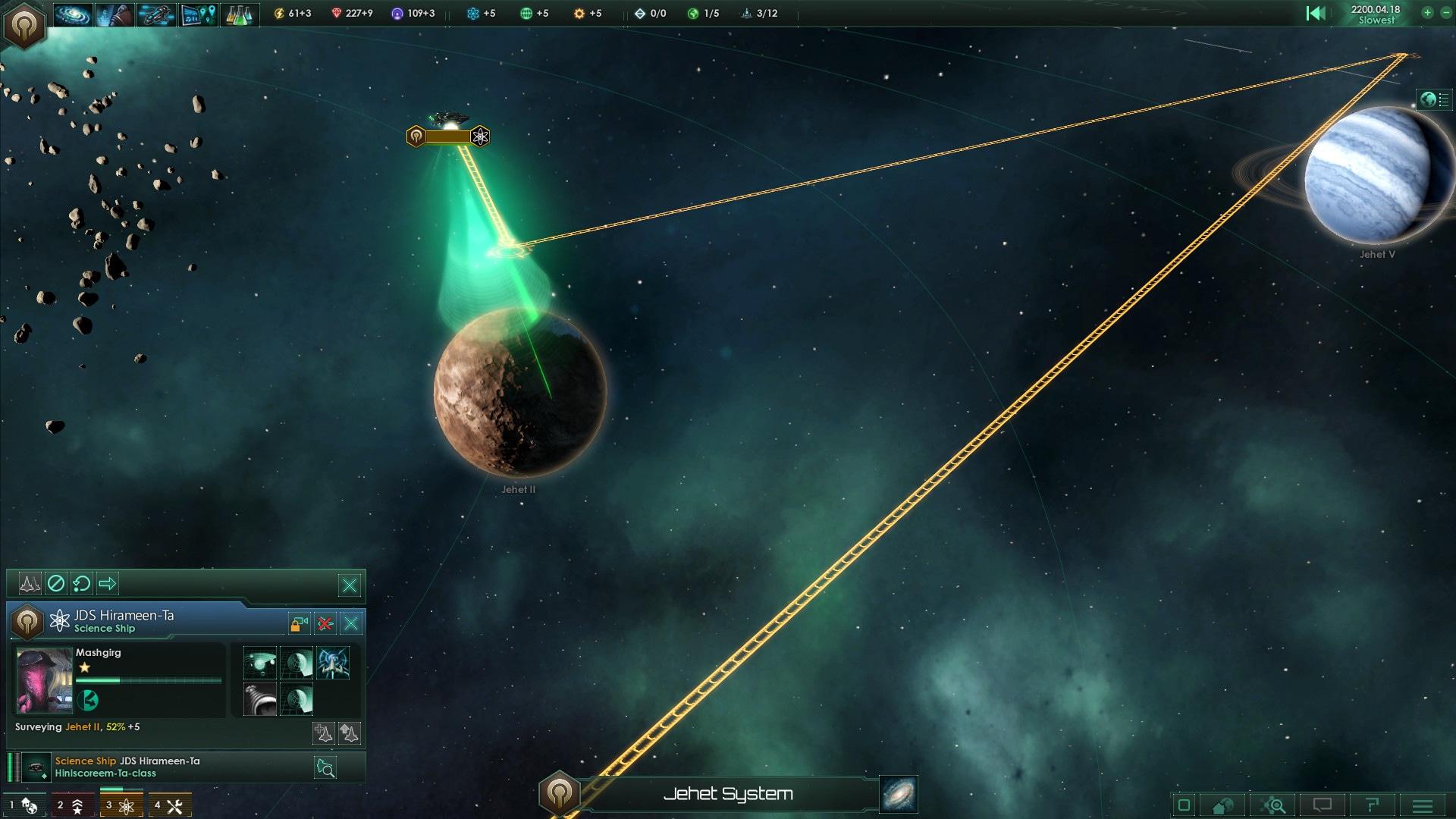 Stellaris: Galaxy Edition Upgrade Pack Key Steam GLOBAL - 3