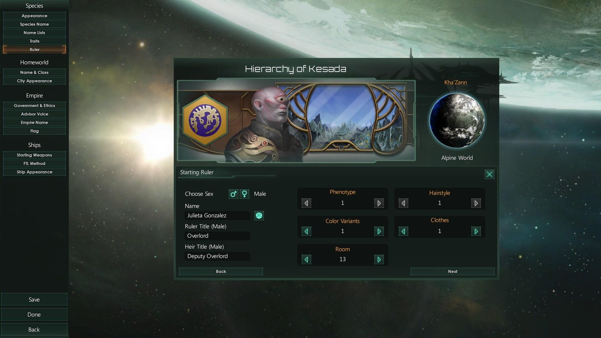 Stellaris: Humanoids Species Pack (PC) - Steam Key - GLOBAL - 4