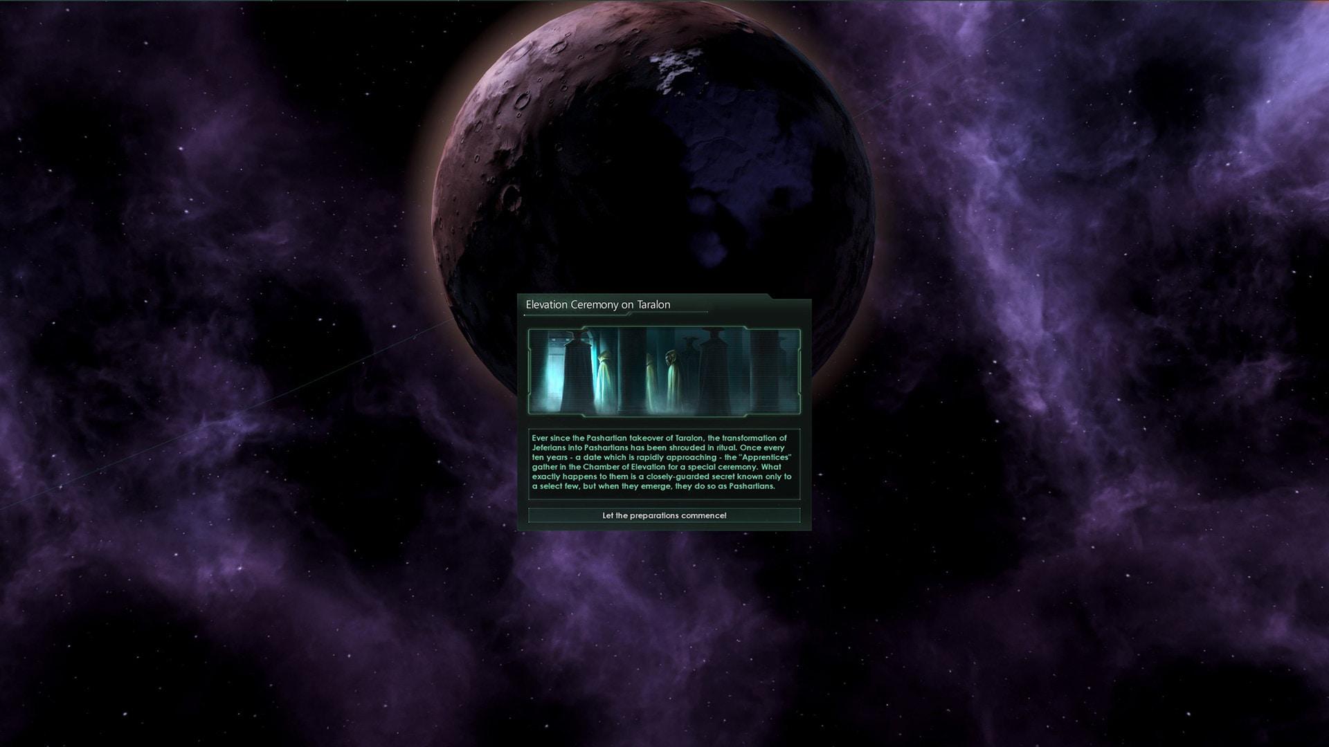 Stellaris: Necroids Species Pack (PC) - Steam Key - GLOBAL - 4