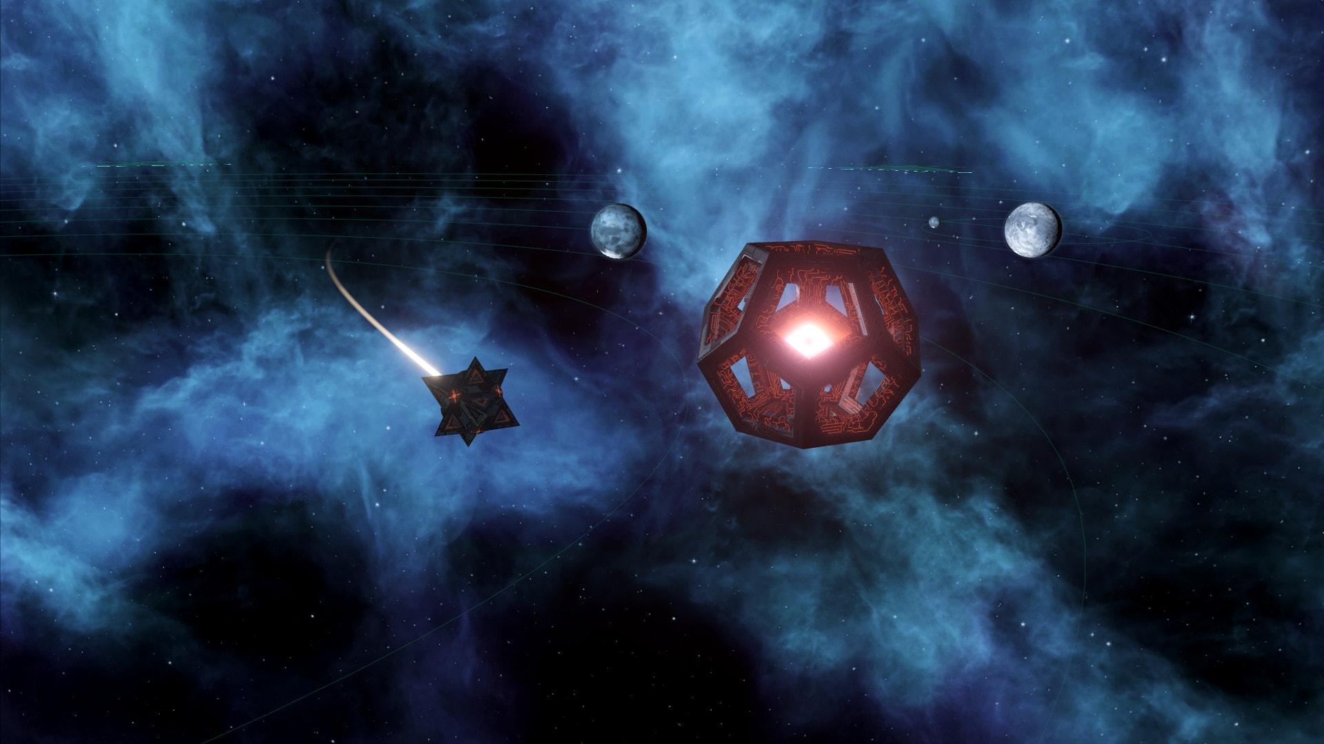 Stellaris: Synthetic Dawn Story Pack PC Steam Key GLOBAL - 3