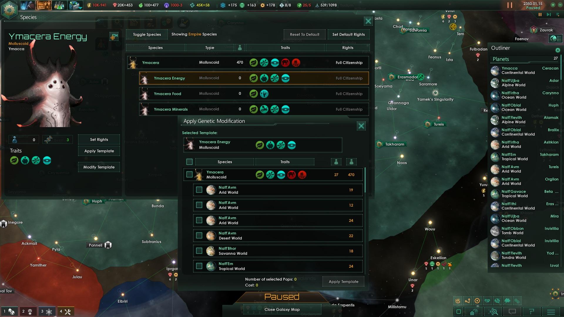 Stellaris: Synthetic Dawn Story Pack PC Steam Key GLOBAL - 4