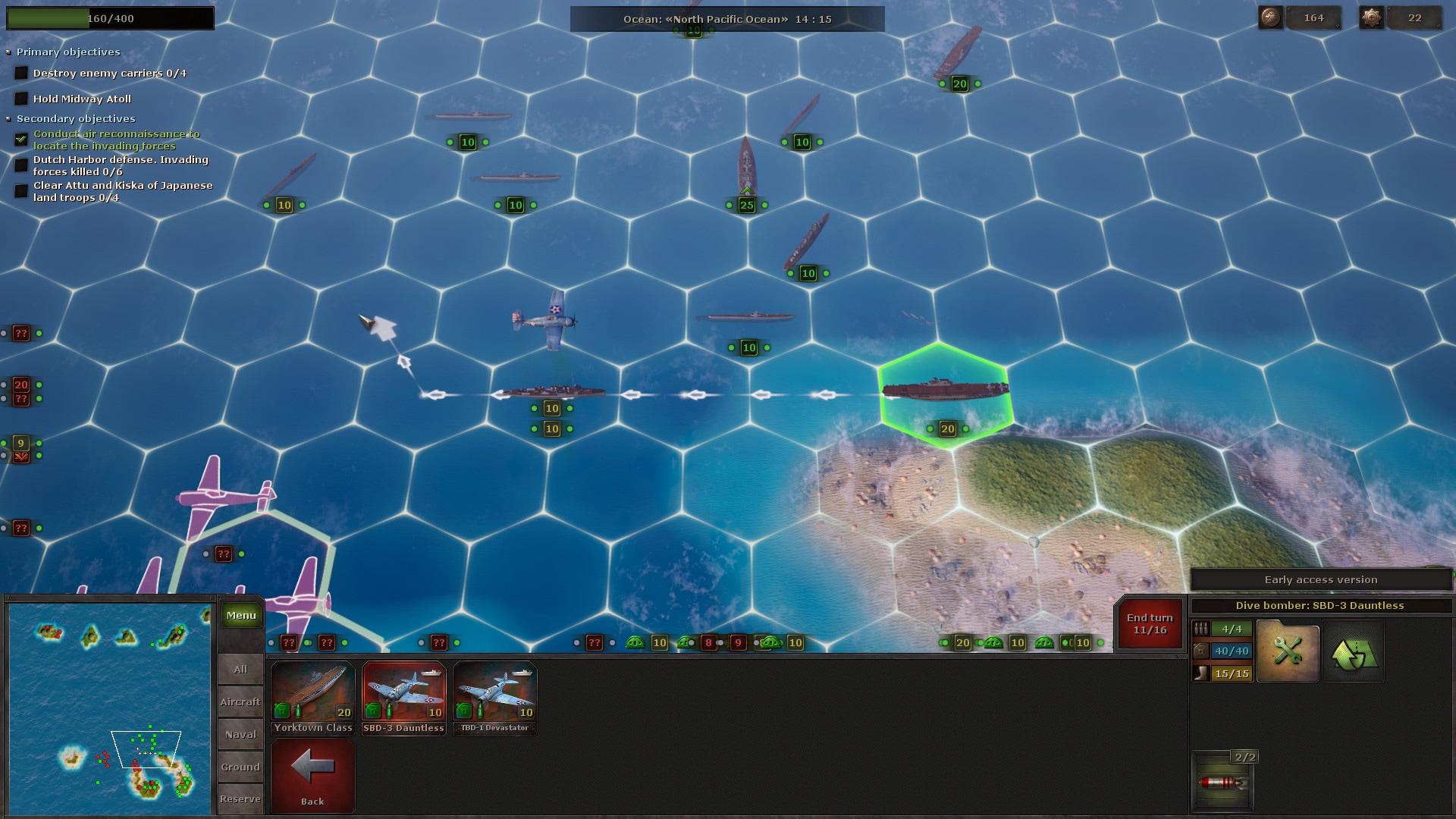 Strategic Mind: The Pacific Steam Key GLOBAL - 3