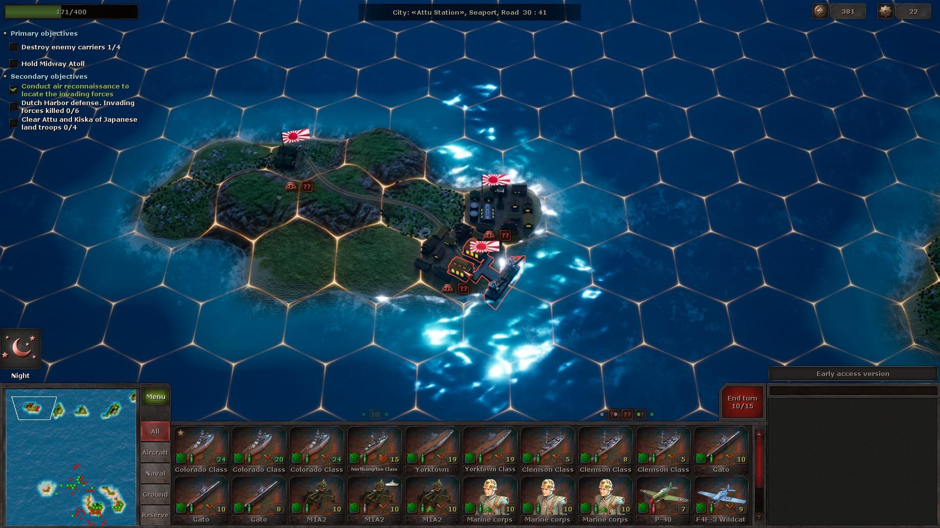Strategic Mind: The Pacific Steam Key GLOBAL - 2
