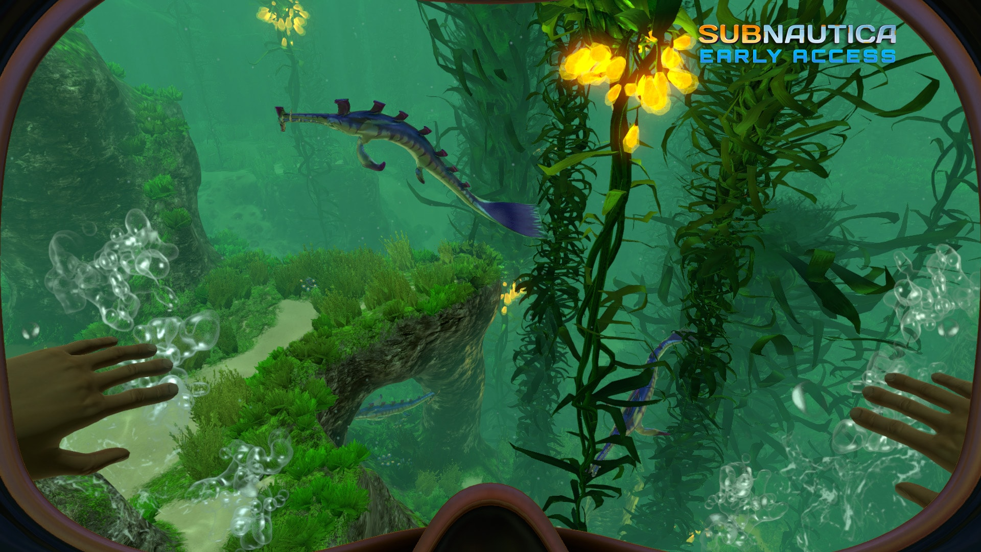 Subnautica Steam Gift GLOBAL - 1