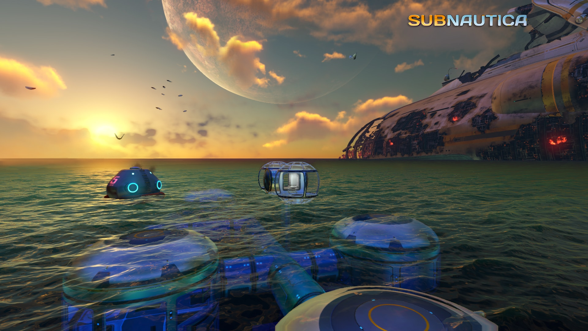 Subnautica Steam Gift GLOBAL - 4