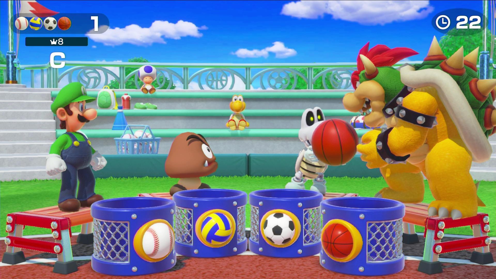 Super Mario Party Nintendo Switch Nintendo Key NORTH AMERICA - 4