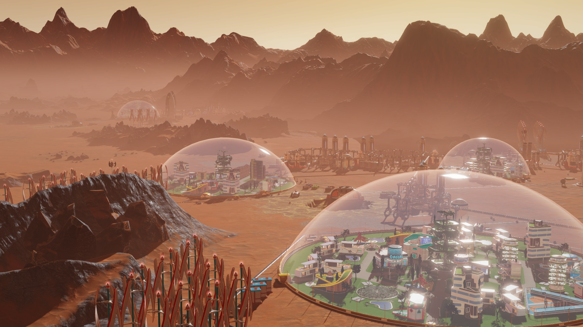 Surviving Mars: First Colony Edition Steam Key GLOBAL - 4