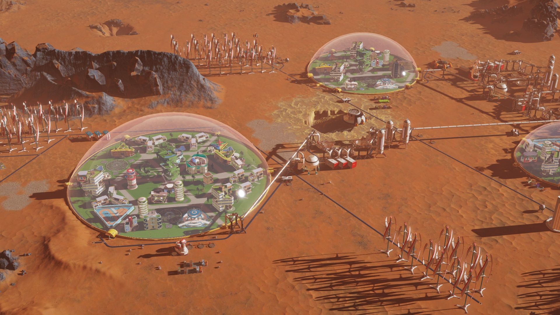 Surviving Mars: First Colony Edition Steam Key GLOBAL - 3