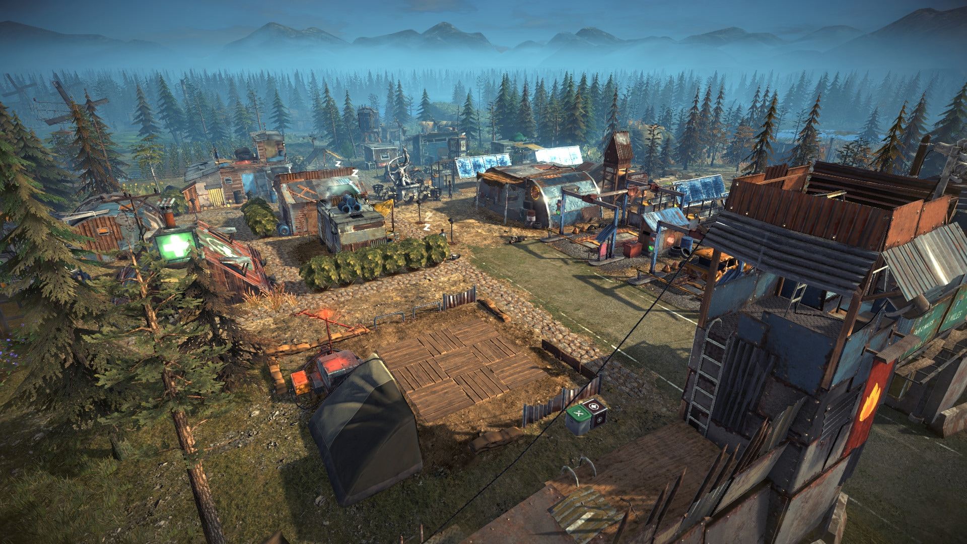 Surviving the Aftermath: Founder's Edition (PC) - Steam Key - GLOBAL - 4