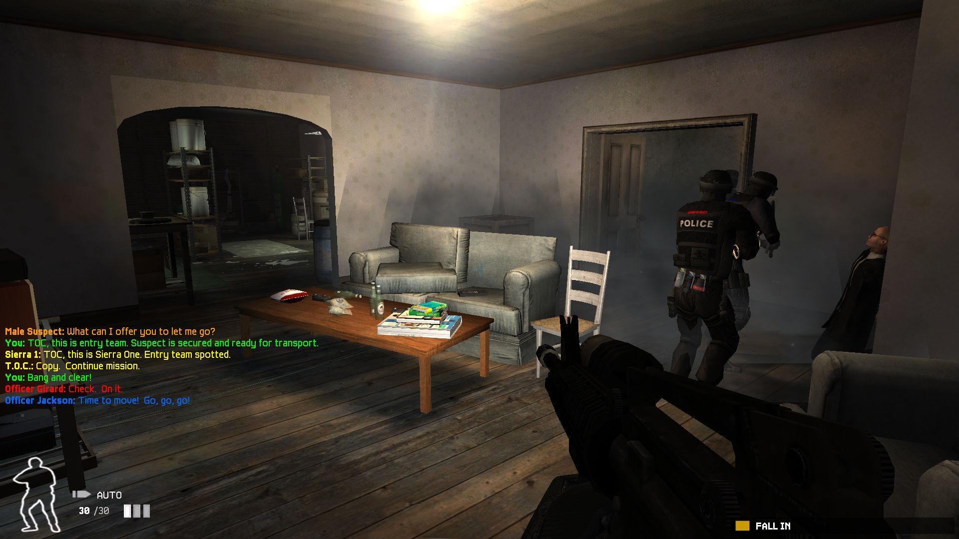 SWAT 4: Gold Edition (PC) - GOG.COM Key - GLOBAL - 4