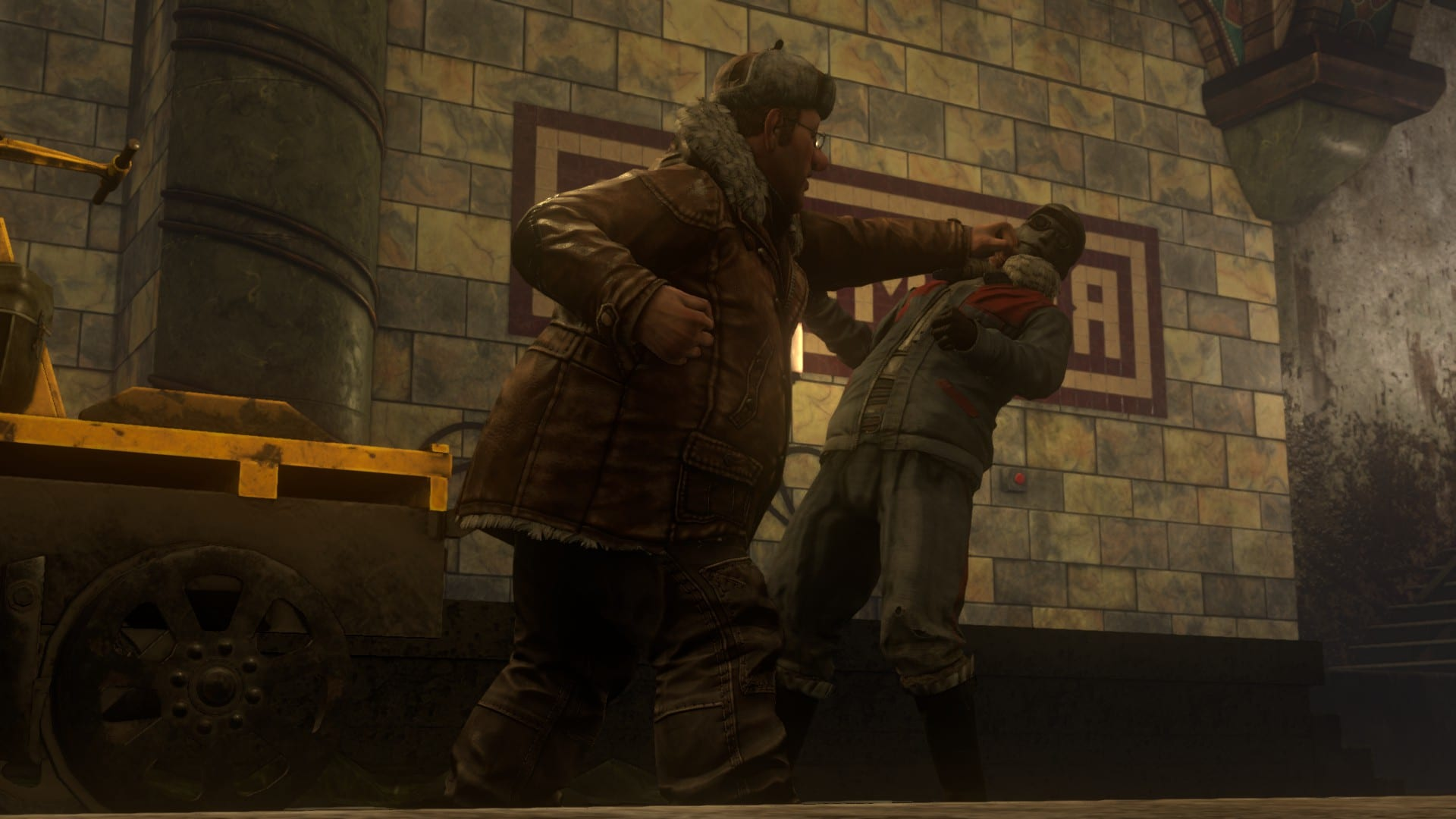 Syberia 3 - An Automaton with a plan Steam Key GLOBAL - 2