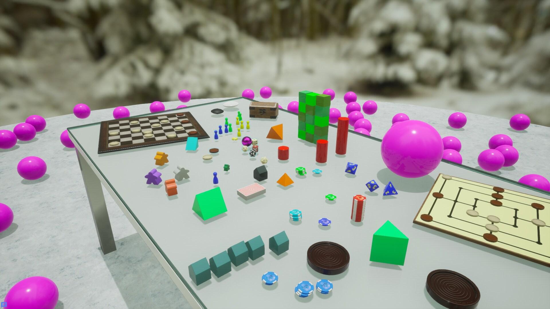 Tabletop Playground (PC) - Steam Key - GLOBAL - 2