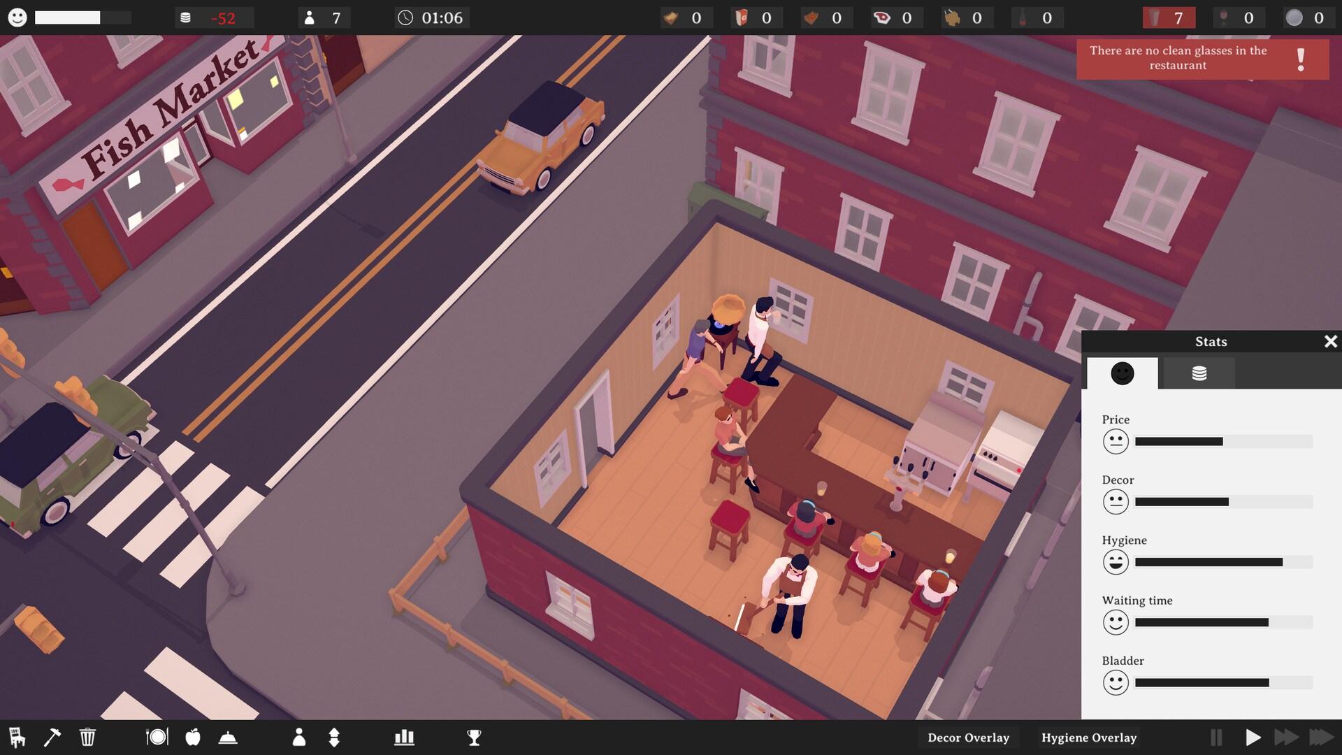 Buy TasteMaker: Restaurant simulator (PC) - Steam Gift - EUROPE - Cheap -  G2A.COM!