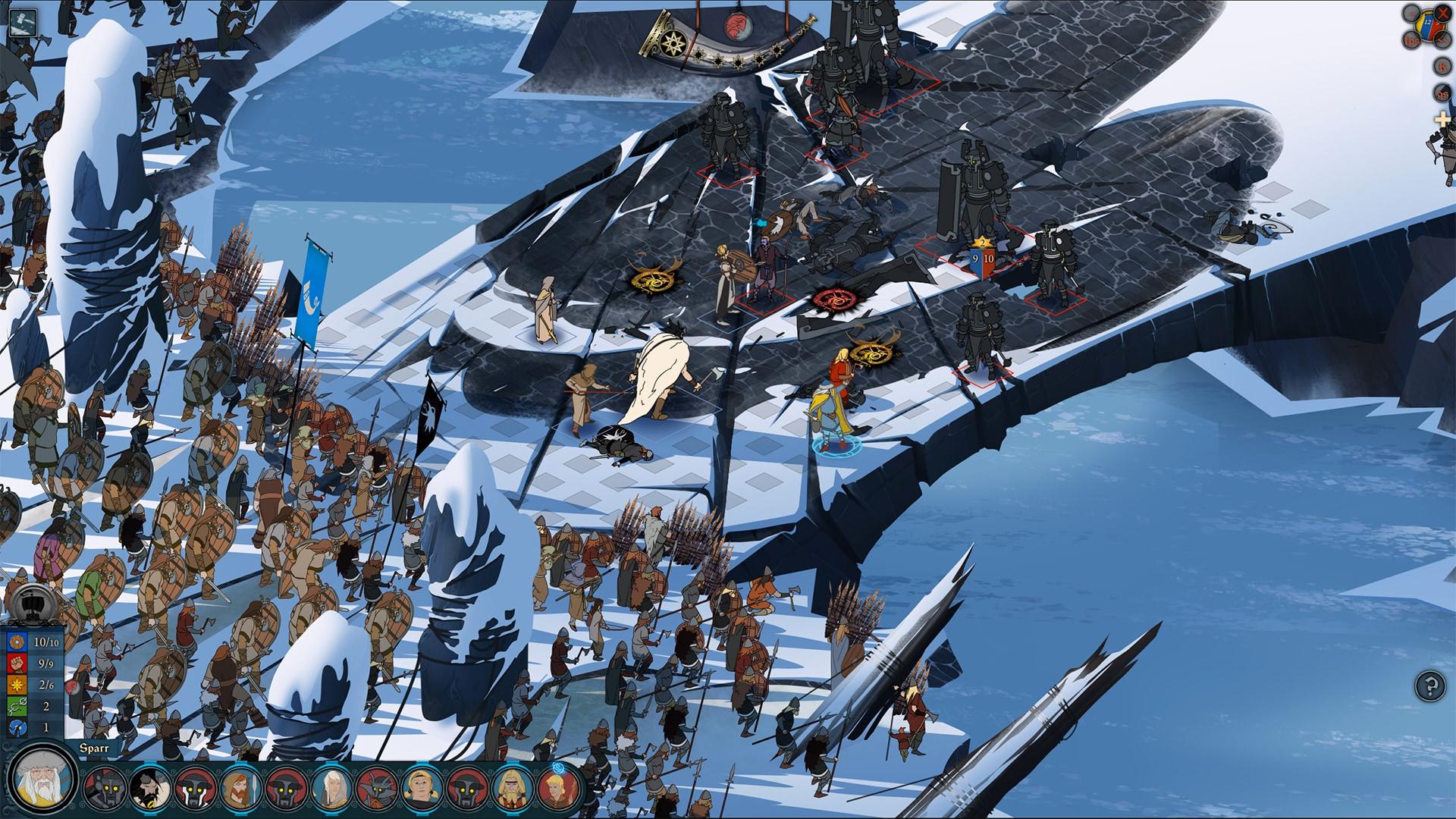 The Banner Saga 2 Steam Key GLOBAL - 3