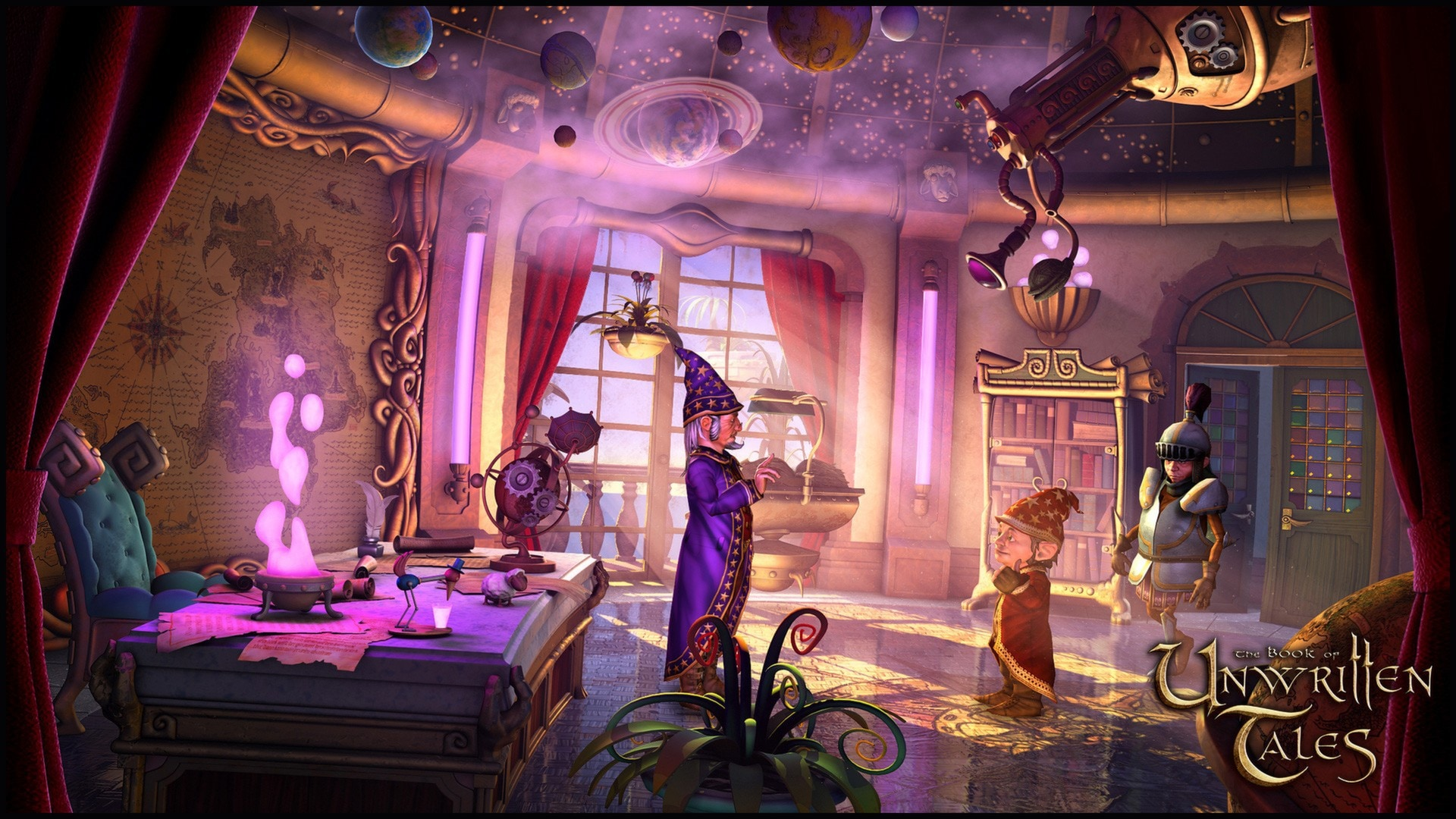 The Book of Unwritten Tales Steam Key GLOBAL - 3