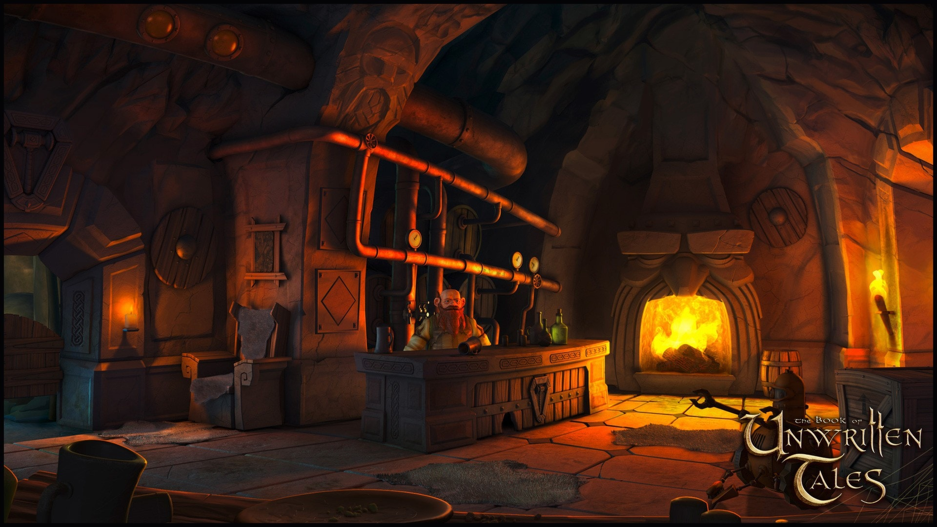 The Book of Unwritten Tales Steam Key GLOBAL - 4