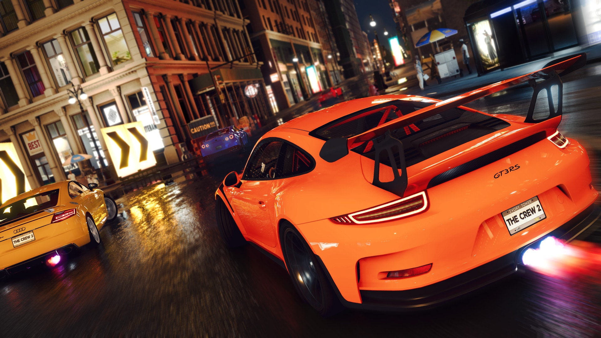 The Crew 2 (PC) - Steam Gift - GLOBAL - 4