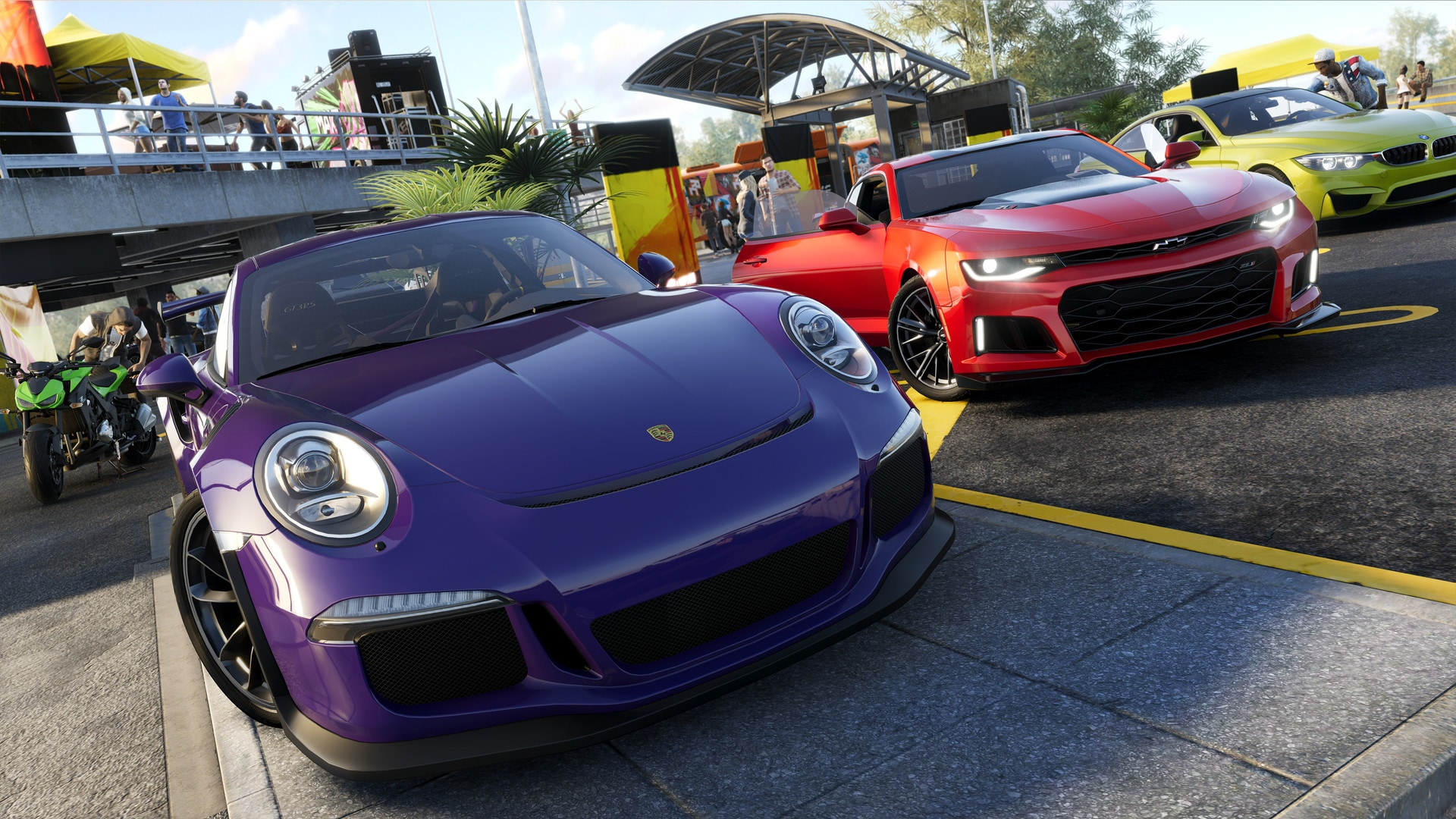 The Crew 2 Ubisoft Connect Key ASIA - 3