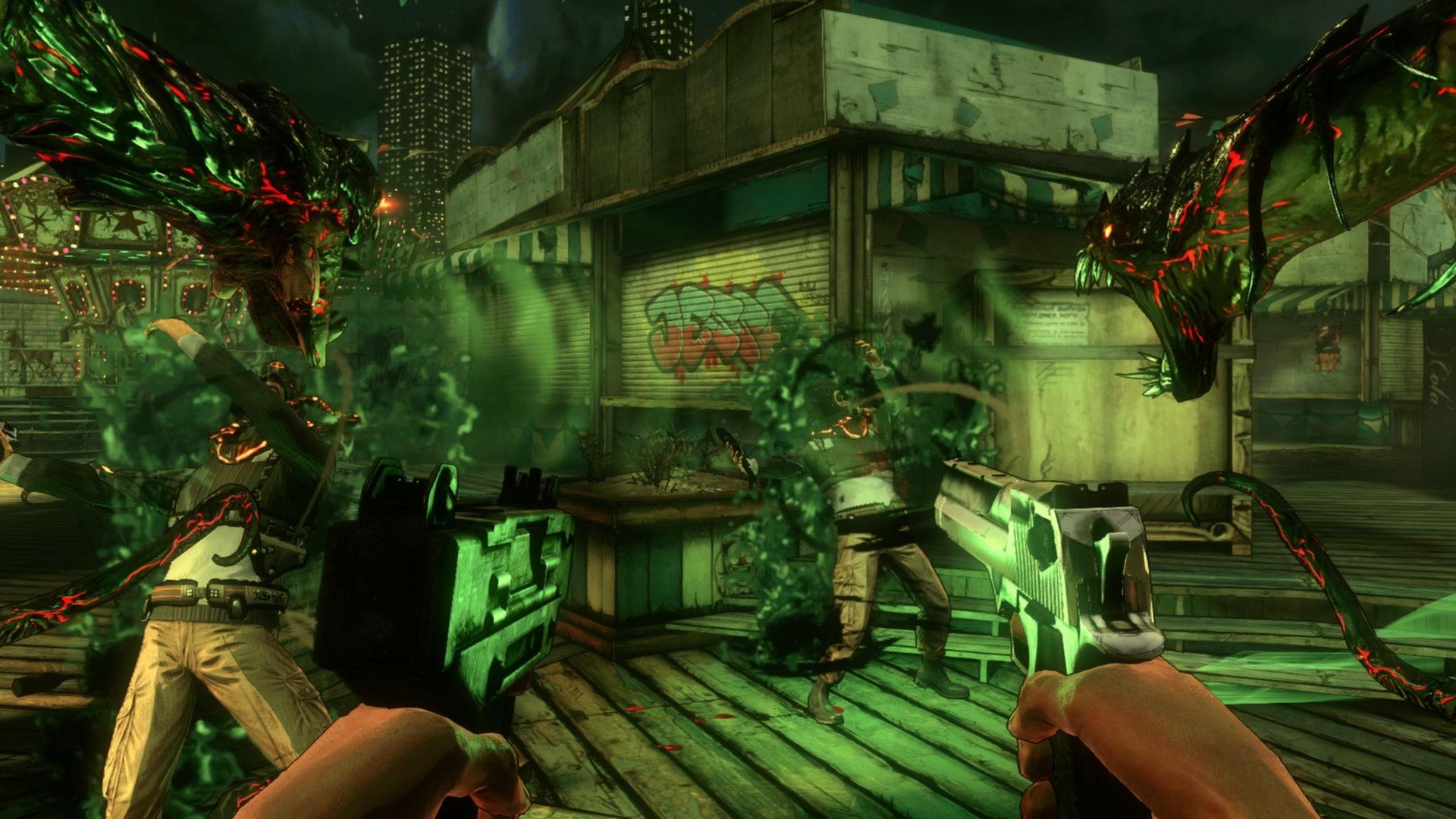 The Darkness II (PC) - Steam Key - GLOBAL - 4