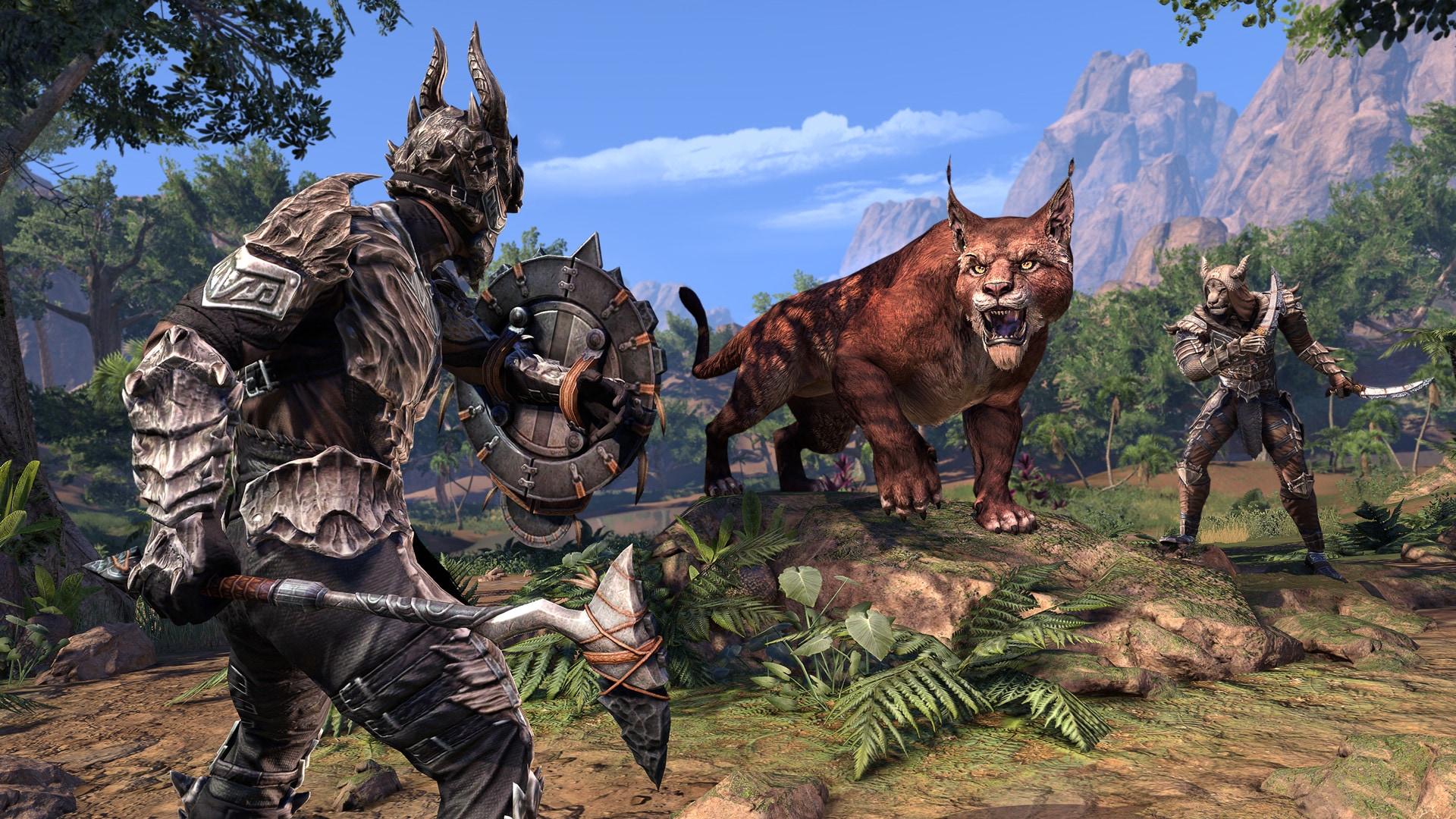 The Elder Scrolls Online - Elsweyr (PC) - TESO Key - GLOBAL - 4