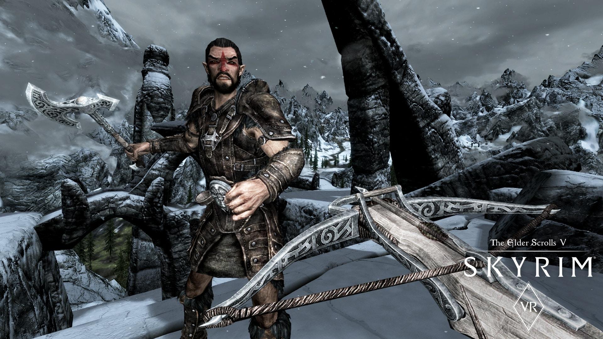 The Elder Scrolls V: Skyrim VR Steam Gift GLOBAL - 3