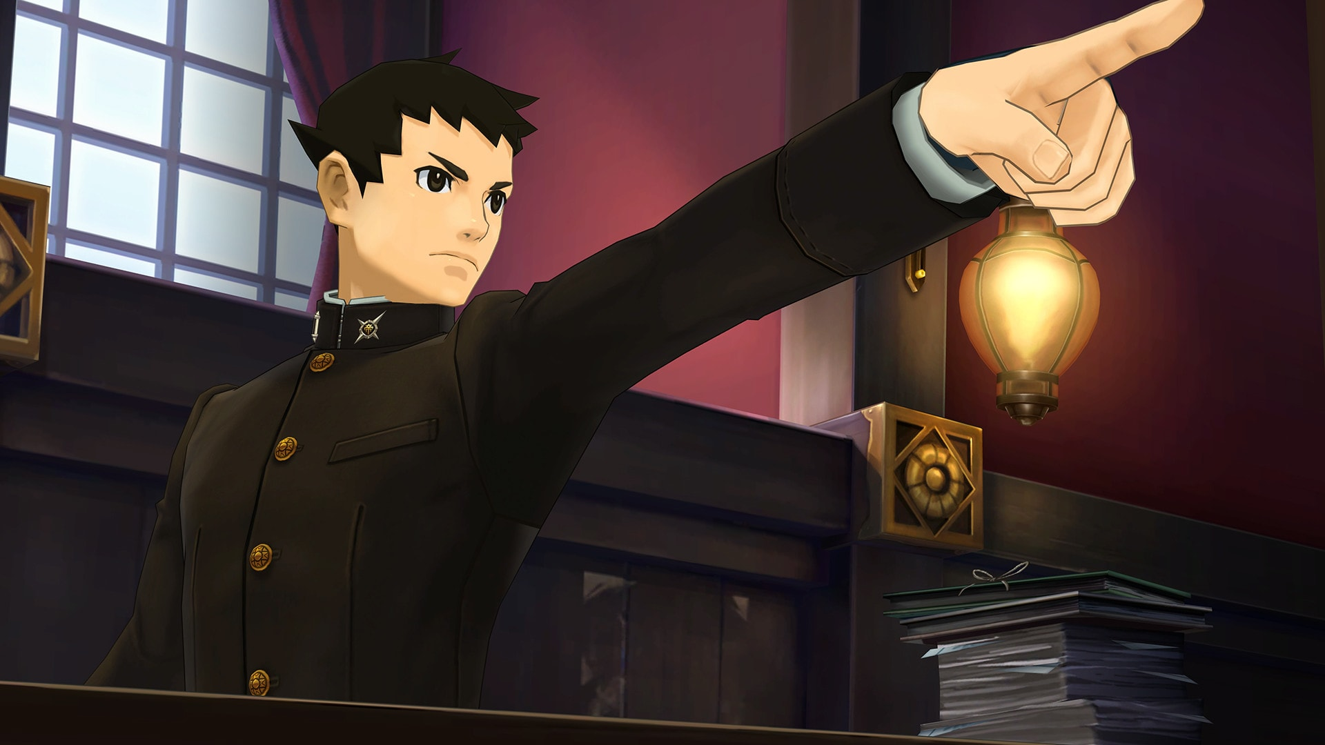 The Great Ace Attorney Chronicles (PC) - Steam Key - GLOBAL - 3