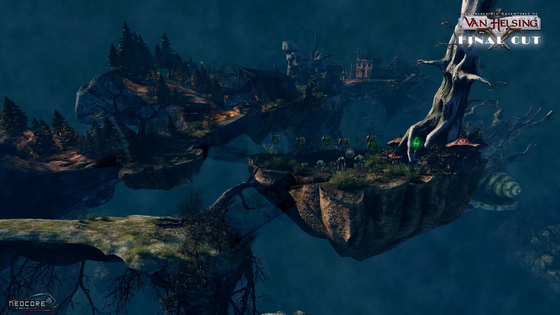 The Incredible Adventures of Van Helsing: Final Cut Steam Key GLOBAL - 4