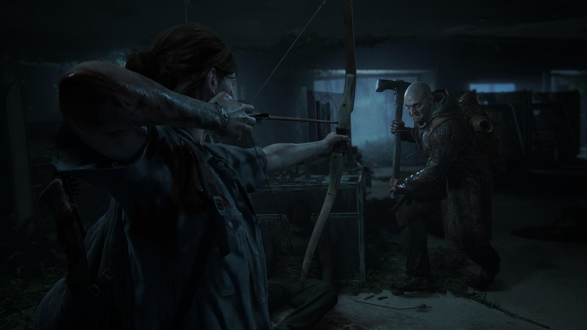 The Last of Us Part II (PS4) - PSN Key - EUROPE - 3