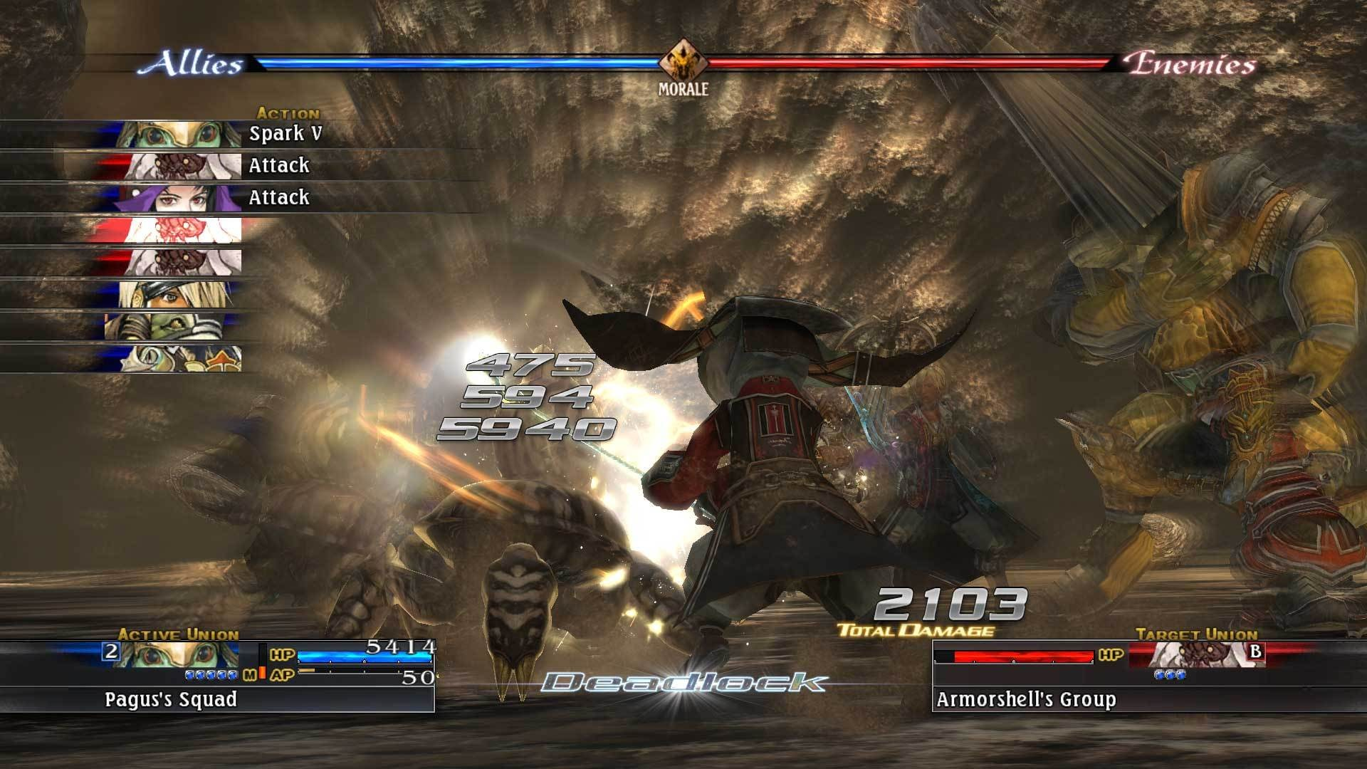 The Last Remnant Steam Key GLOBAL - 4