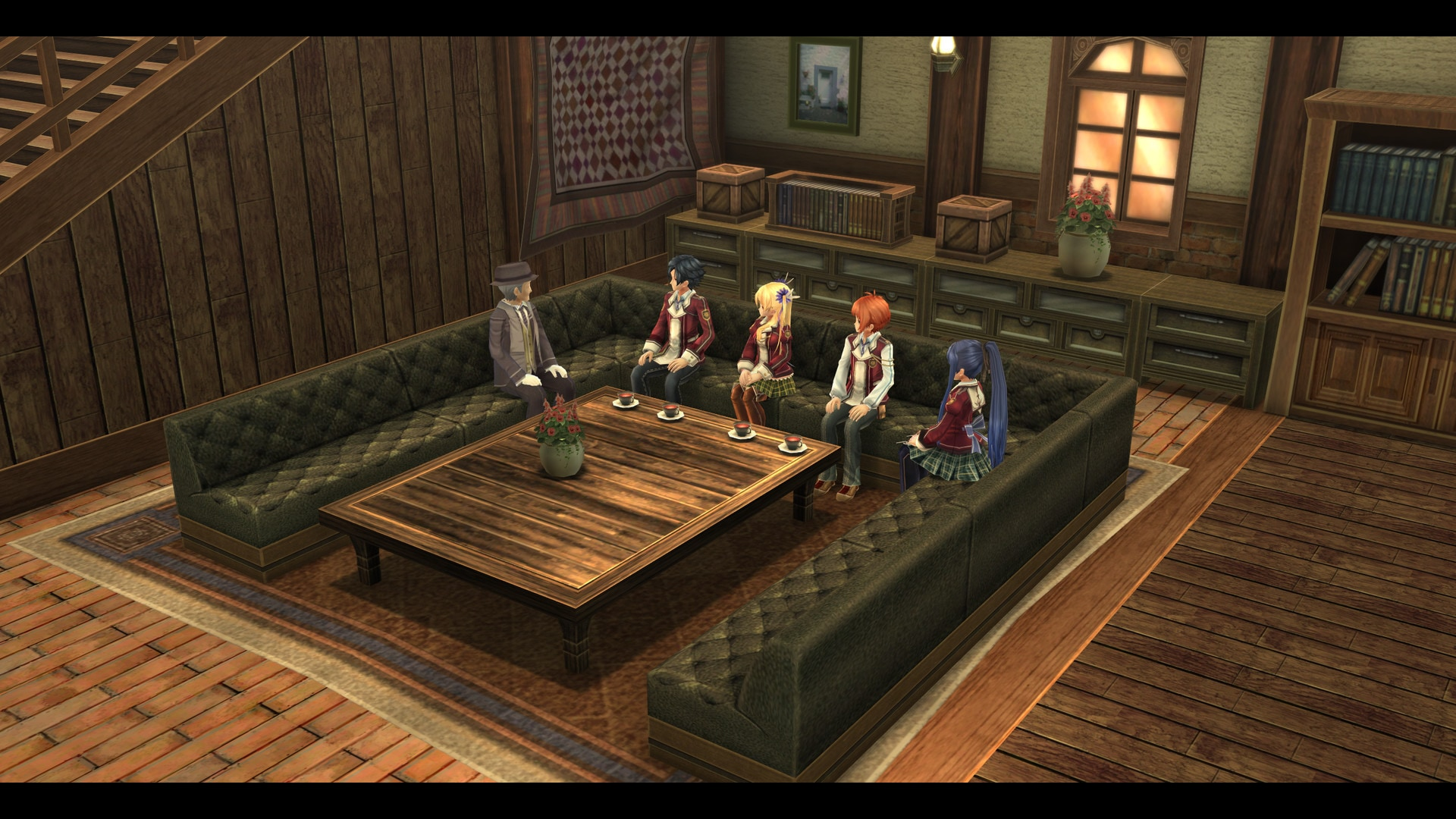 The Legend of Heroes: Trails of Cold Steel (PC) - Steam Key - GLOBAL - 3