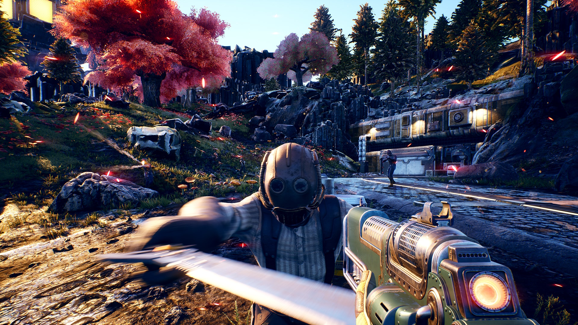 The Outer Worlds (PC) - Steam Key - GLOBAL - 4