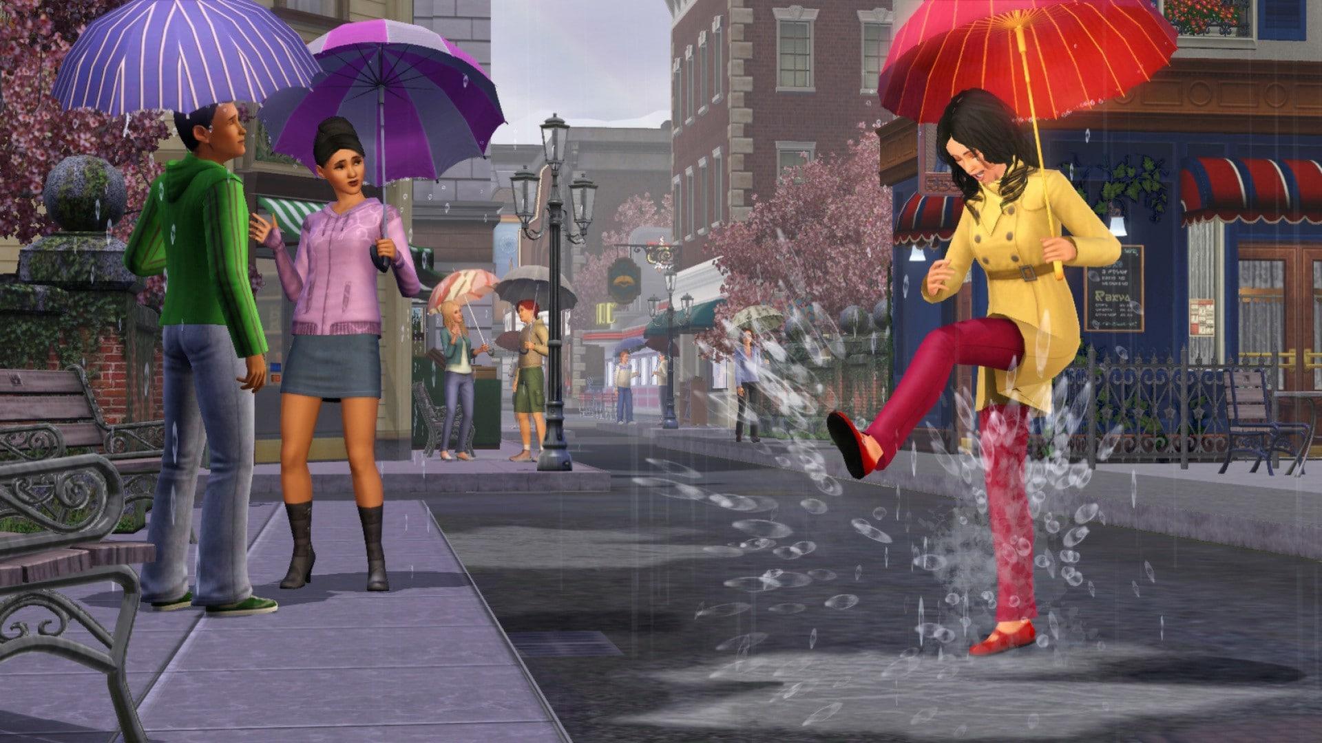 The Sims 3: Seasons (PC) - Origin Key - GLOBAL - 4