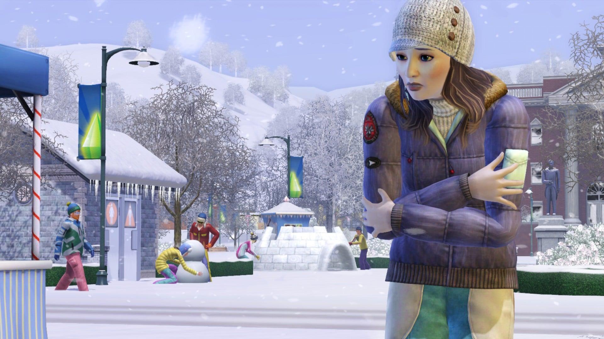 The Sims 3: Seasons (PC) - Origin Key - GLOBAL - 3