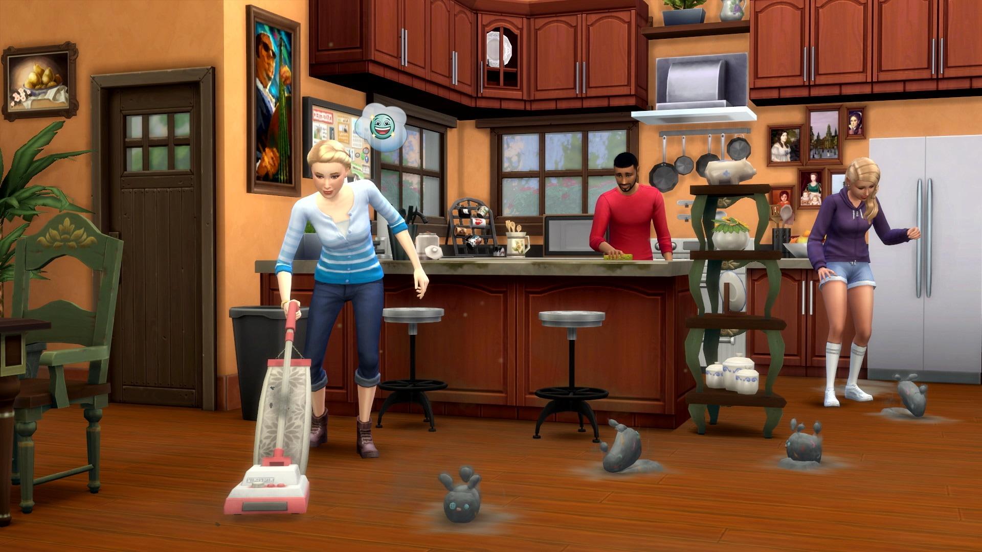 The Sims 4 Bust the Dust Kit (PC) - Origin Key - GLOBAL - 3