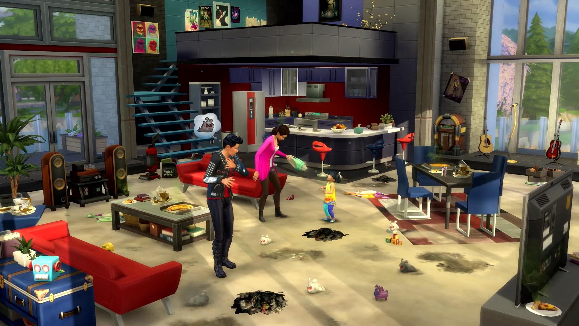 The Sims 4 Bust the Dust Kit (PC) - Origin Key - GLOBAL - 4
