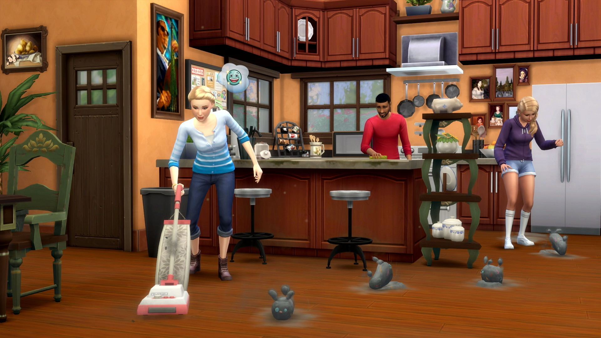The Sims 4 Bust the Dust Kit (PC) - Steam Gift - GLOBAL - 3