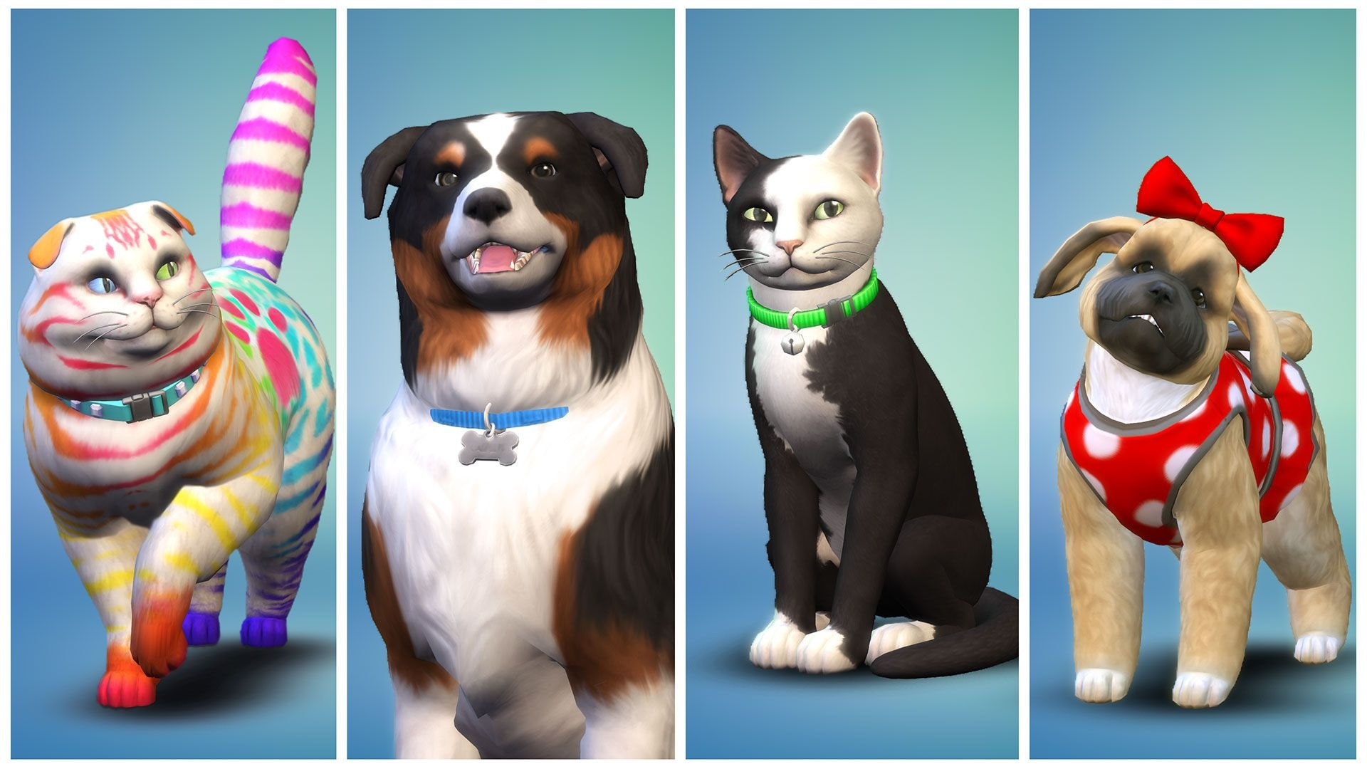 The Sims 4: Cats & Dogs Origin PC Key GLOBAL - 3
